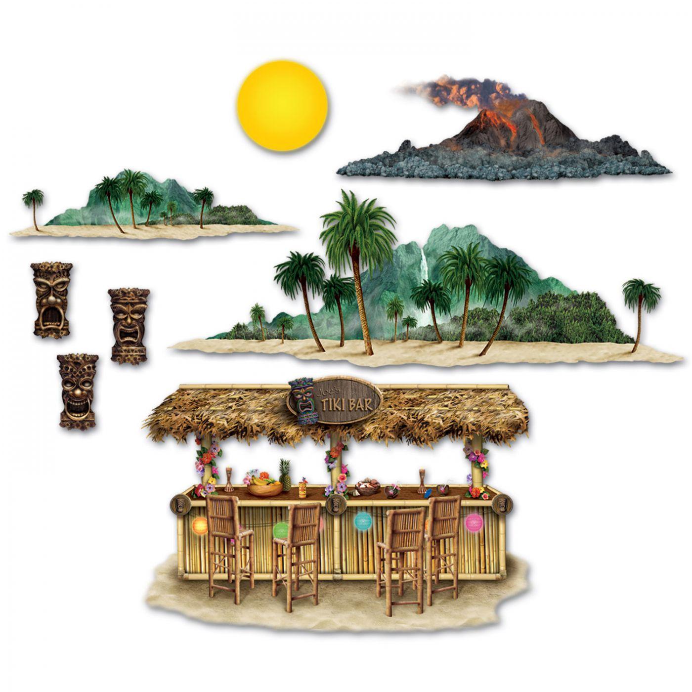 Tiki Bar & Island Props image