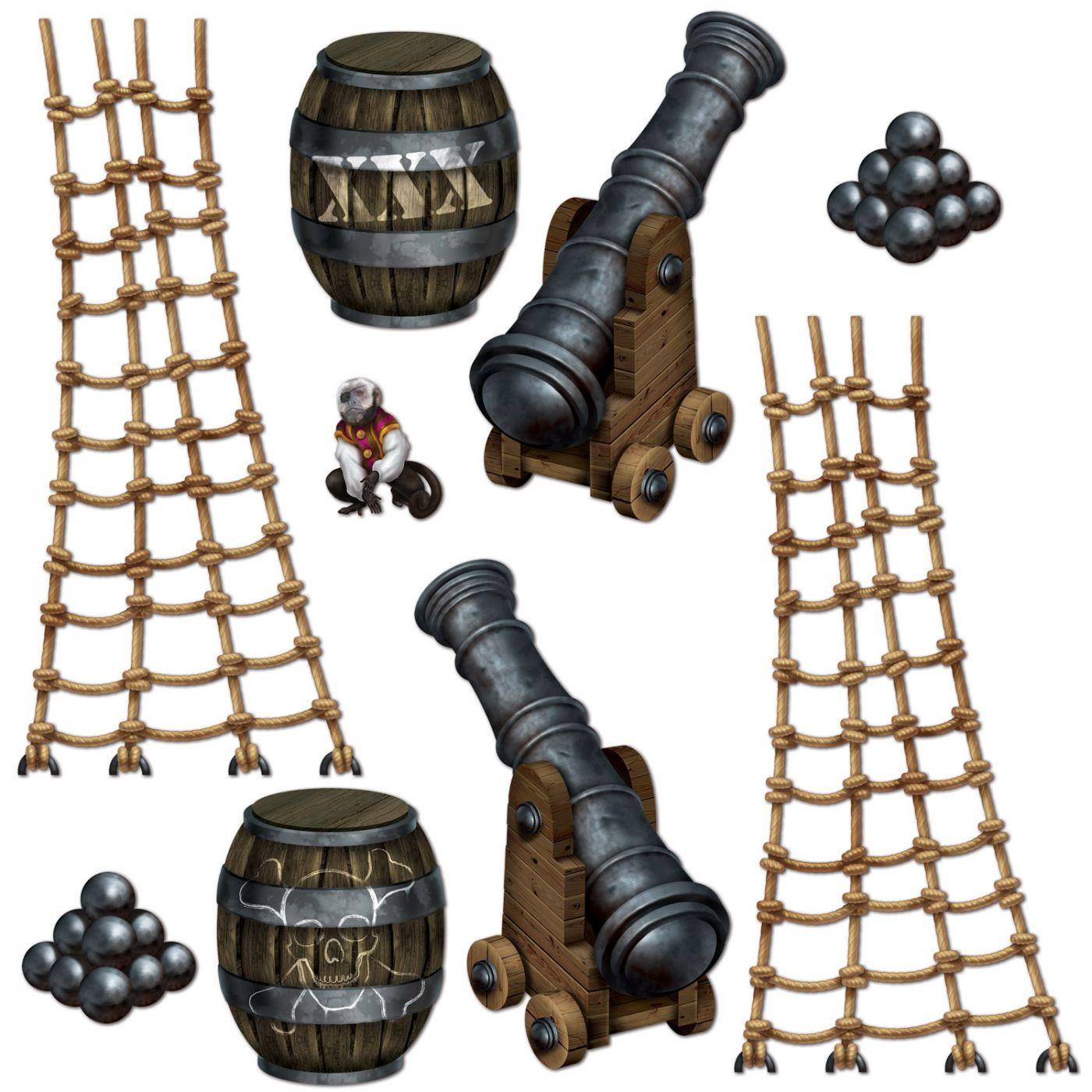 Pirate Ship Props image