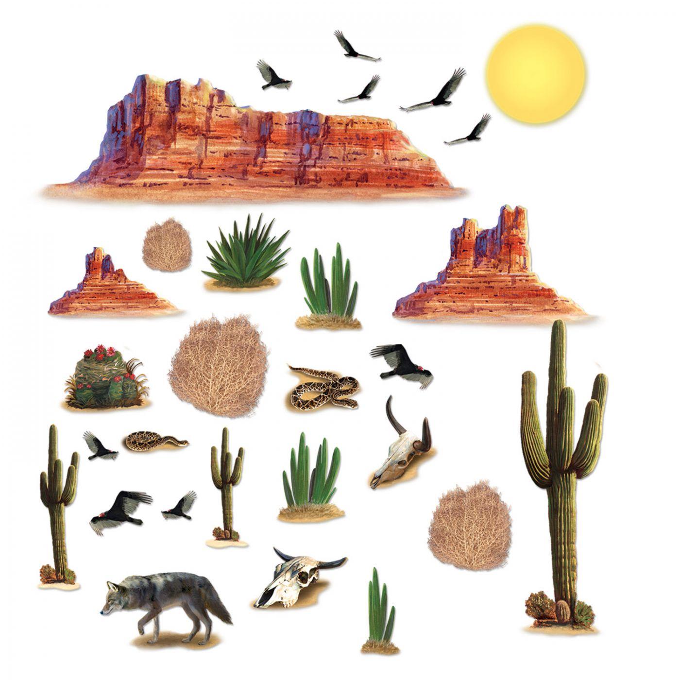 Wild West Desert Props image