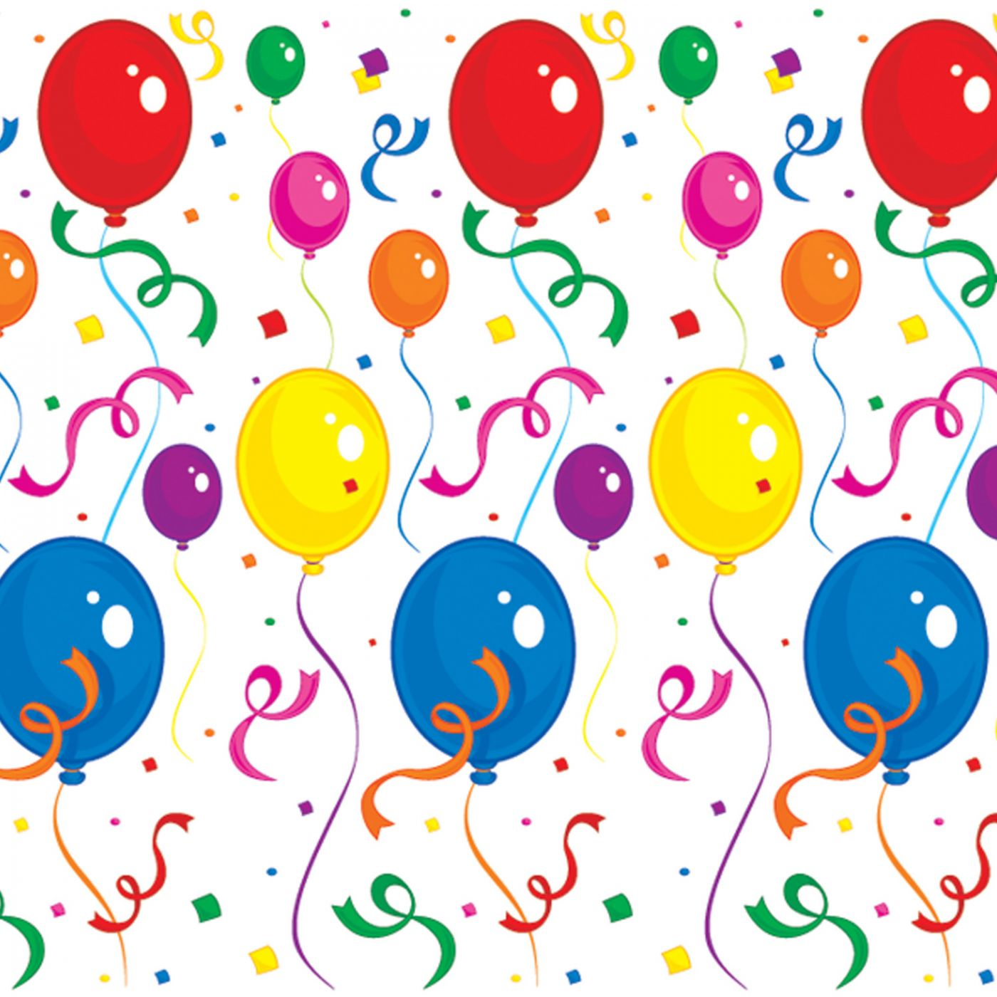 Image of Balloons & Confetti Backdrop (6)