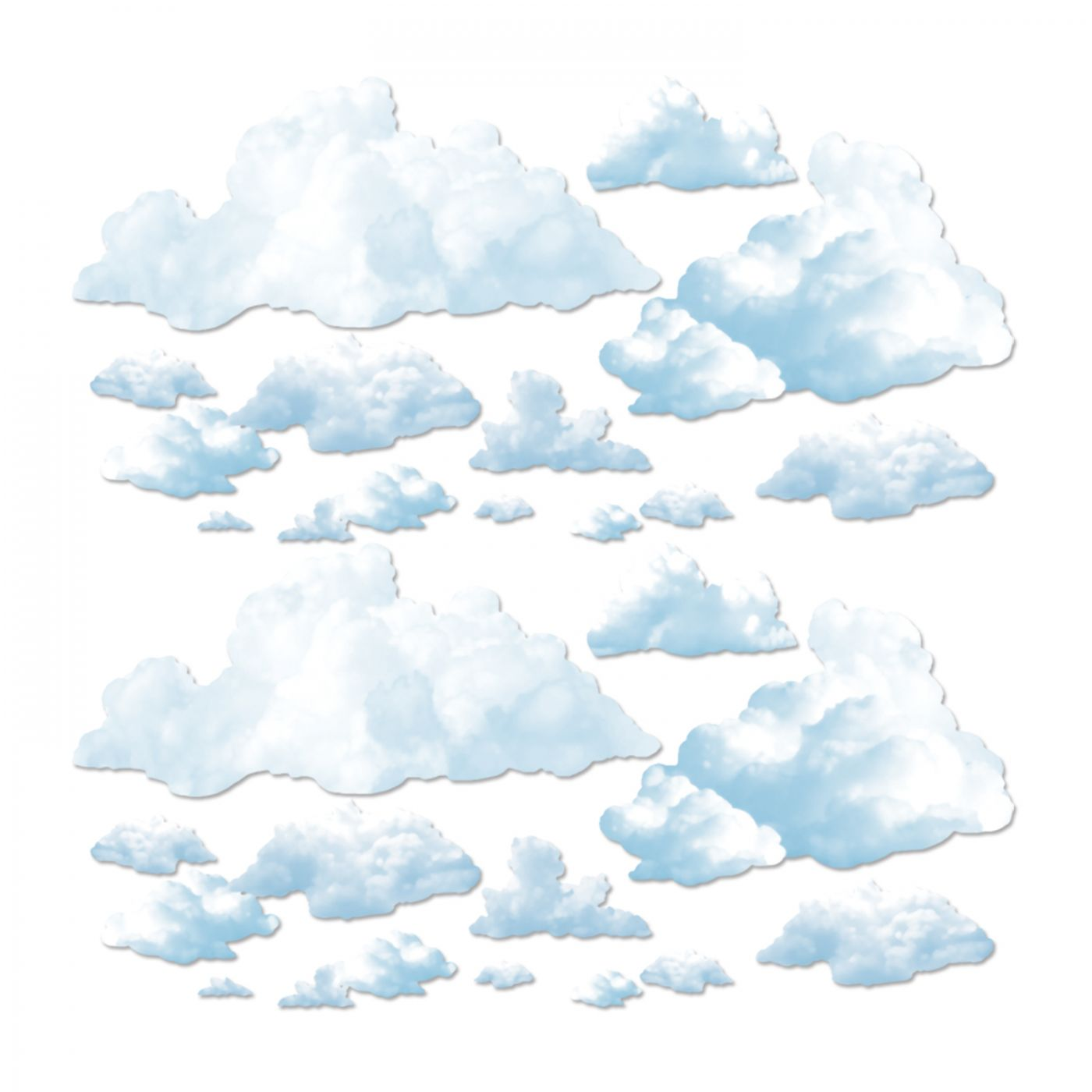 Fluffy Cloud Props image