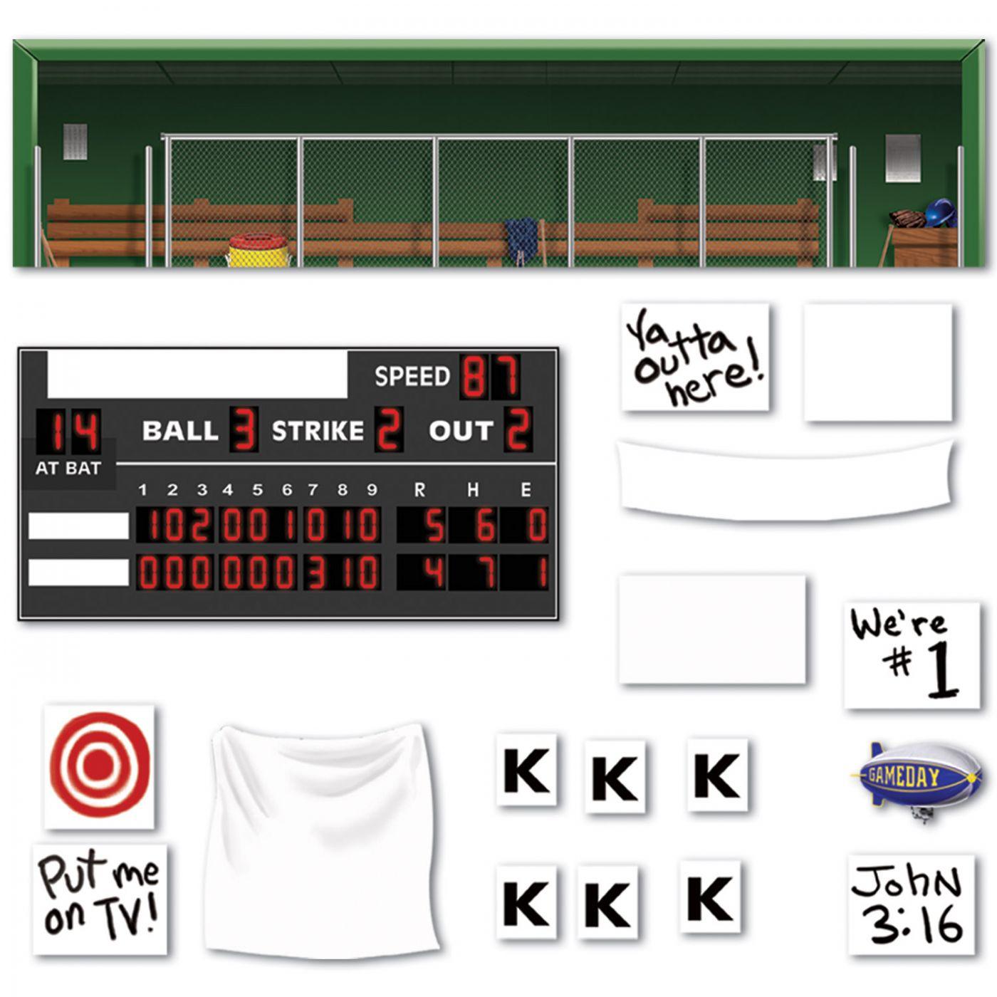 Baseball Props image