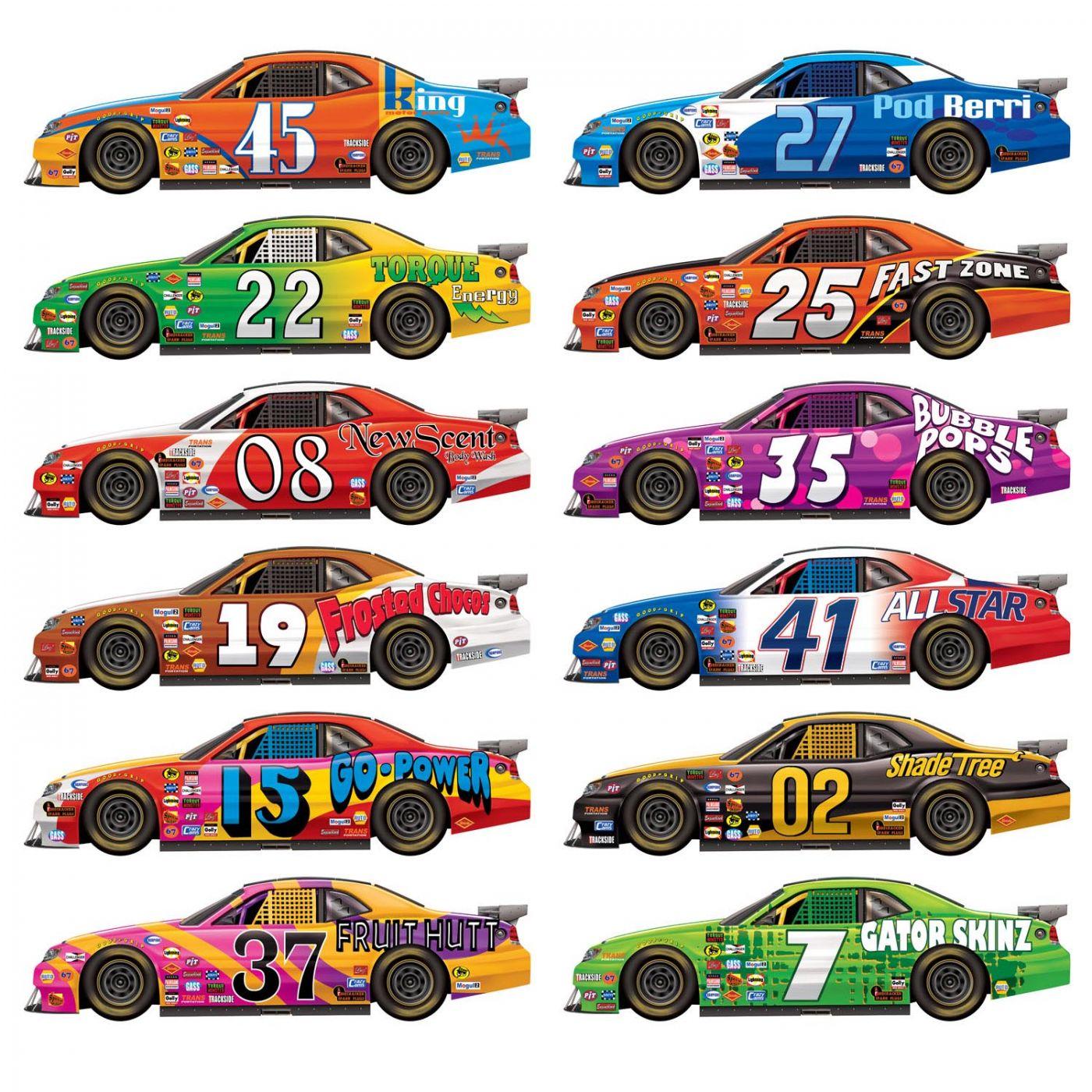 Race Car Props image