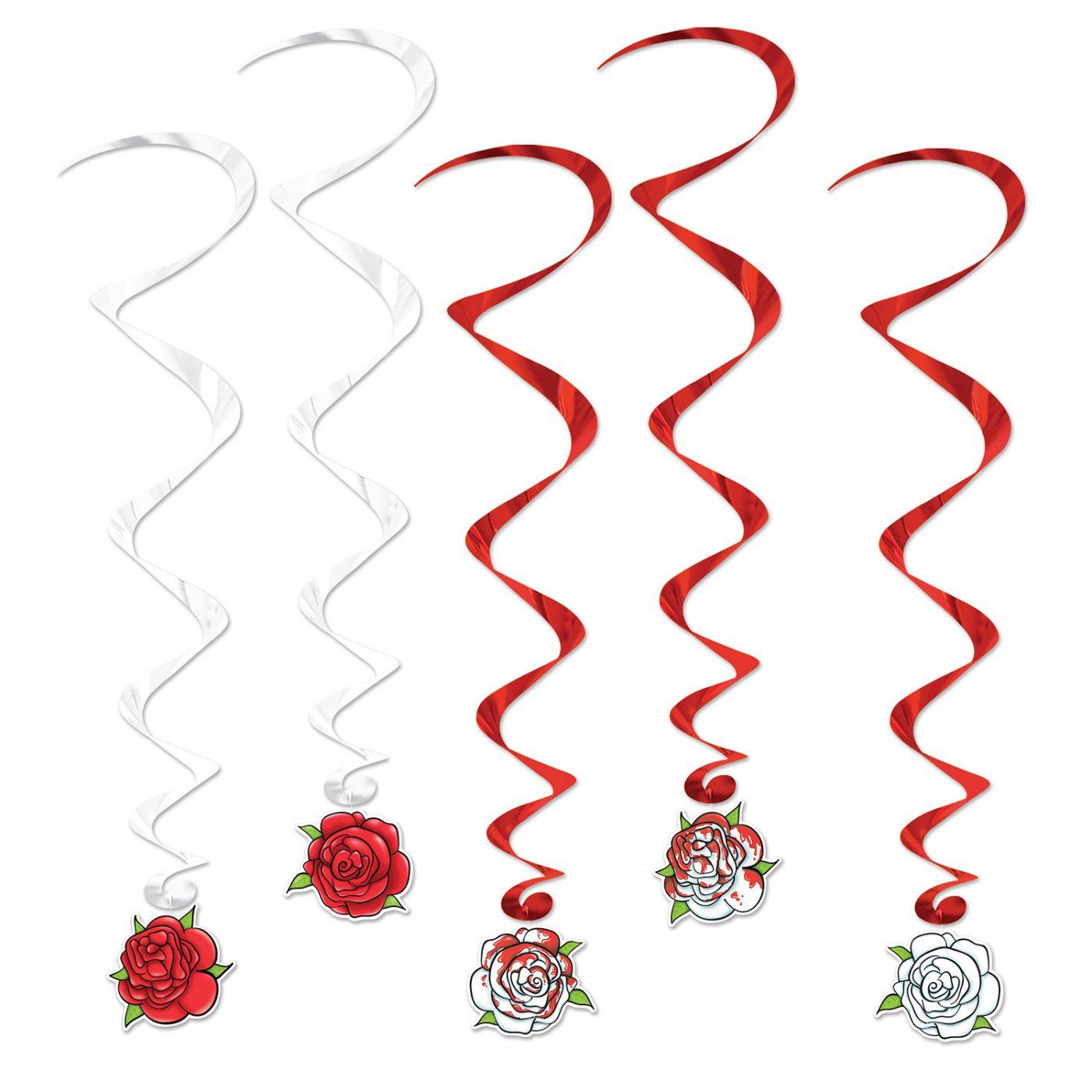 Rose Whirls (6) image