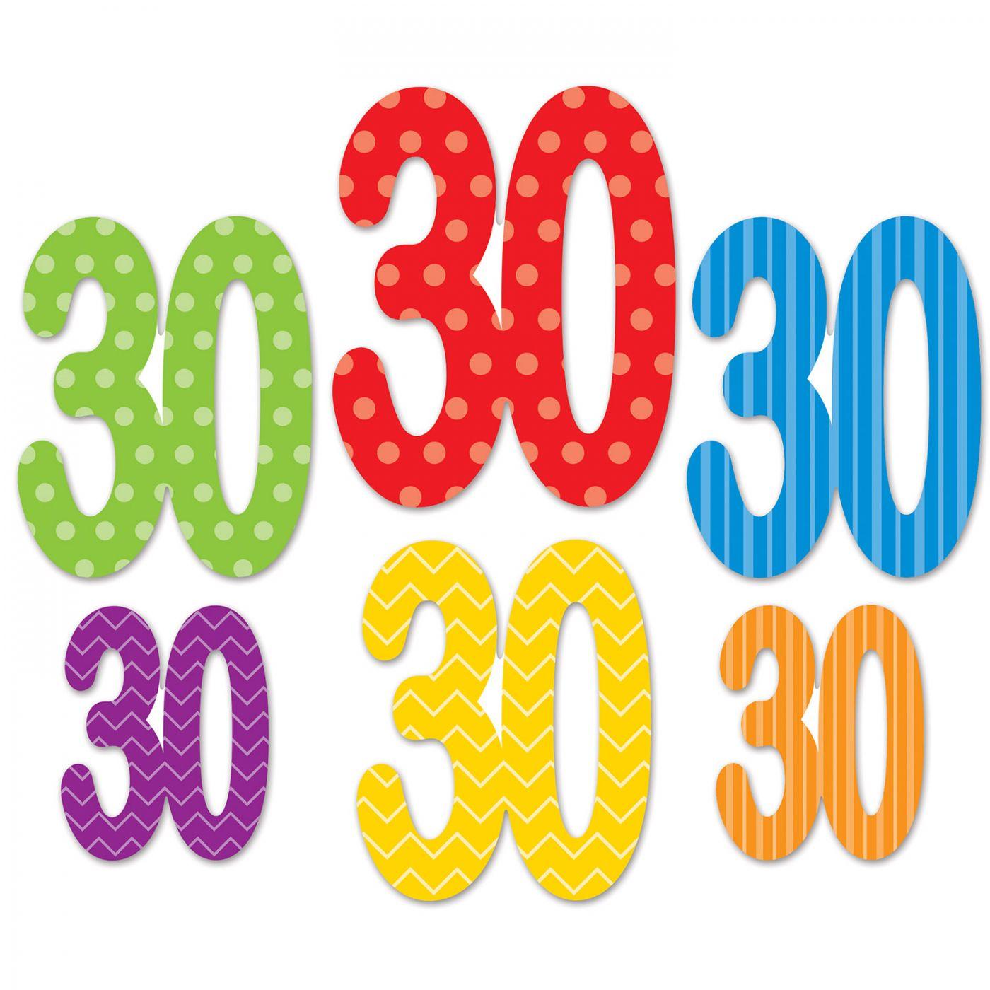 Image of  30  Cutouts