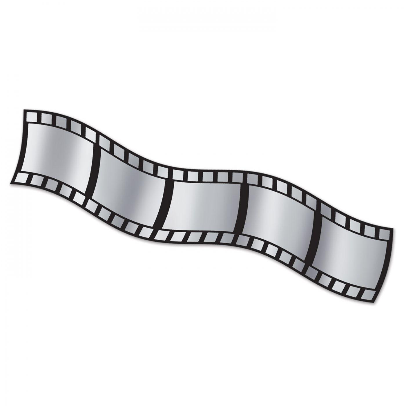 Filmstrip Metallic Decorating Material image
