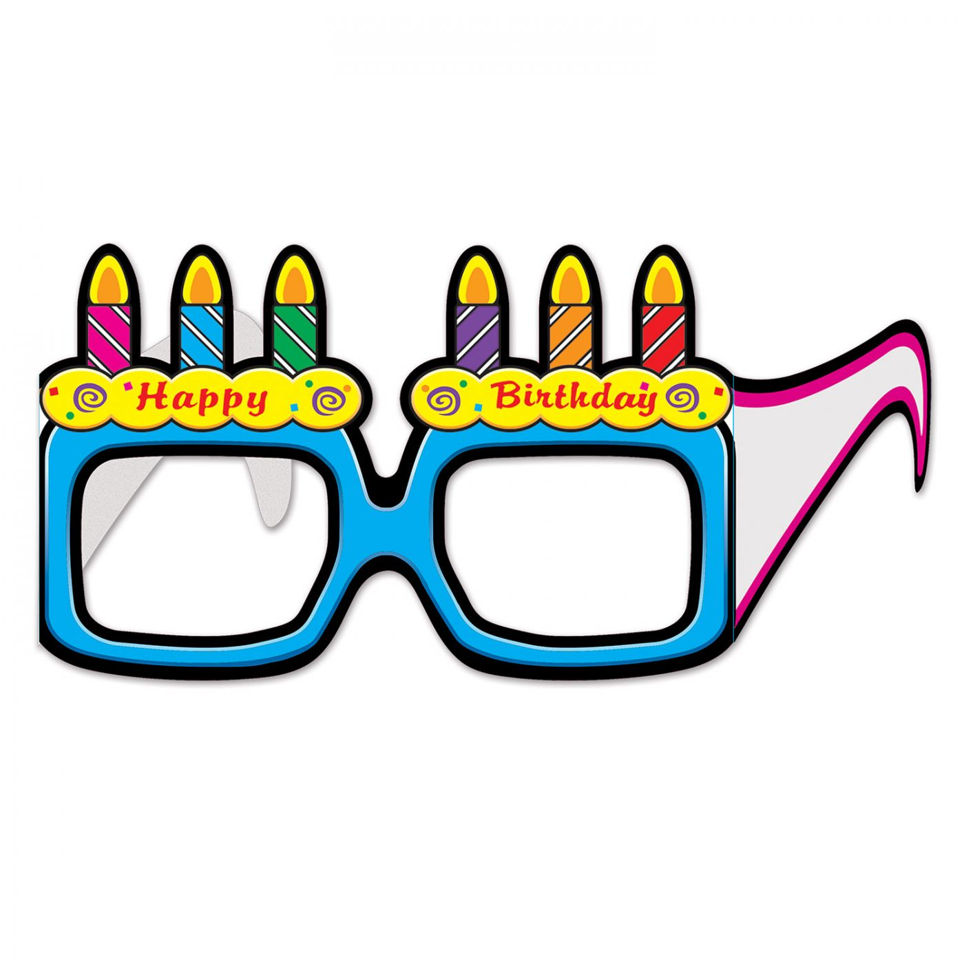 Image of Birthday Cake Eyeglasses