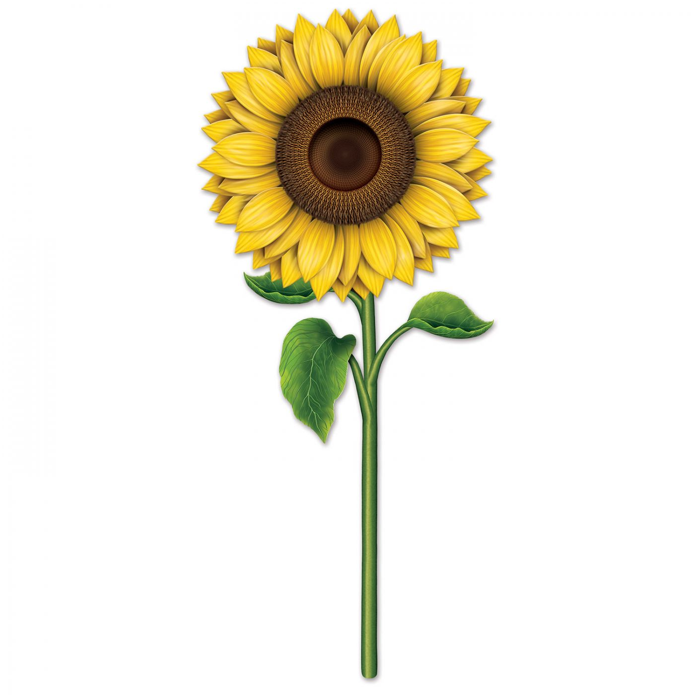 Sunflower Cutout image