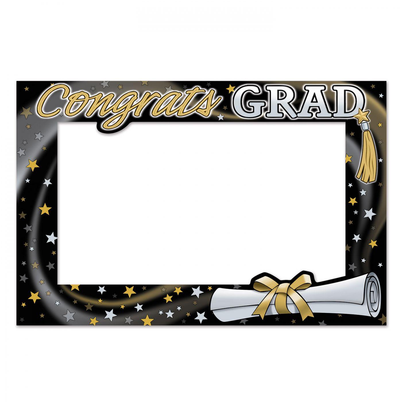 Graduation Photo Fun Frame image