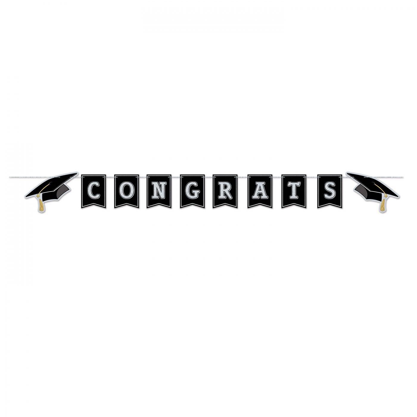 Congrats Grad Streamer image