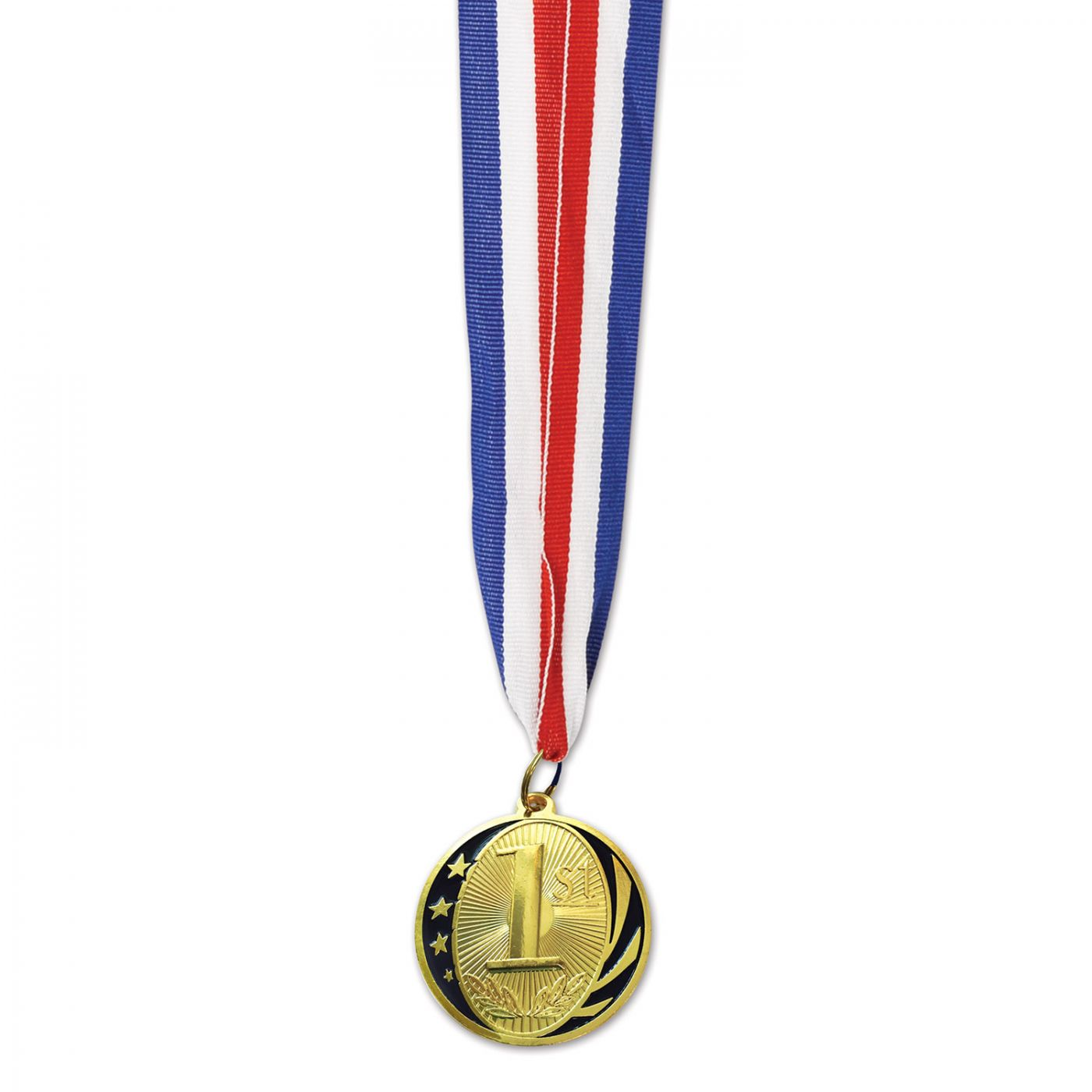 Image of 1st Place Medal w/Ribbon