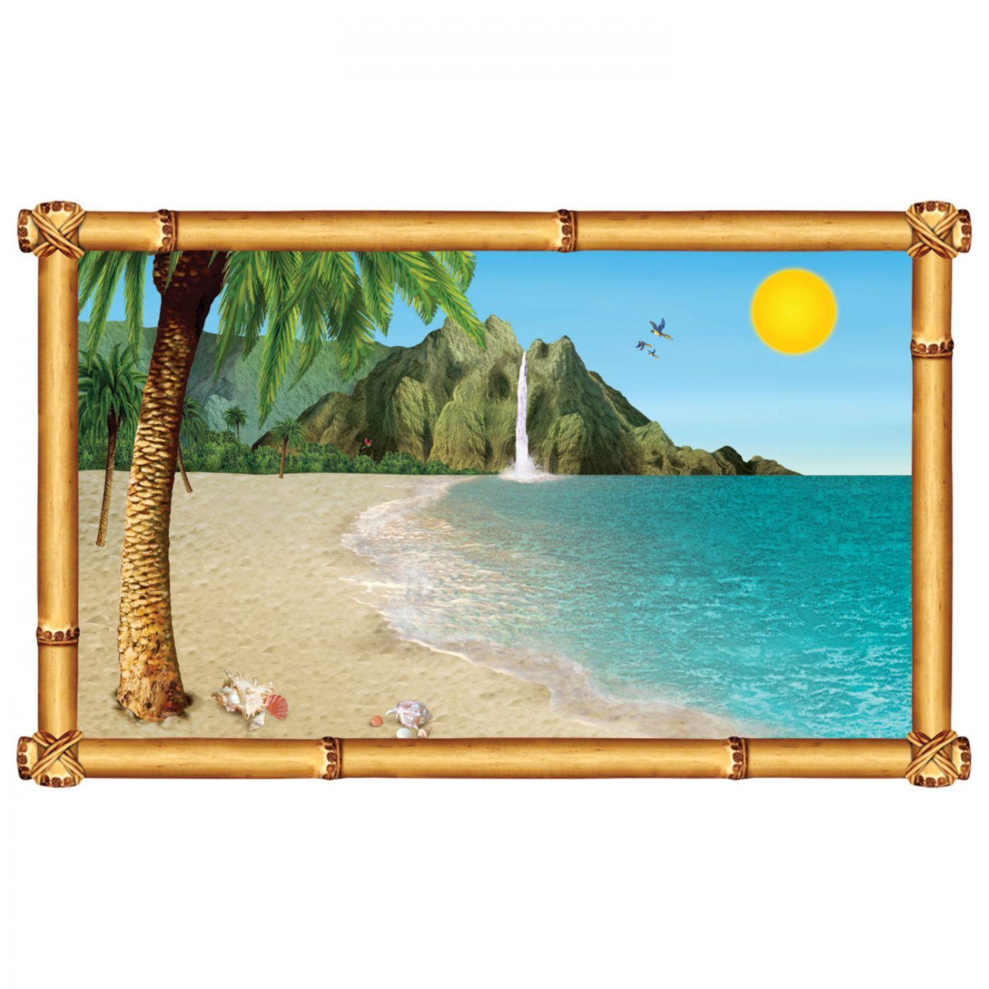 Tropical Beach Insta-View (6) image