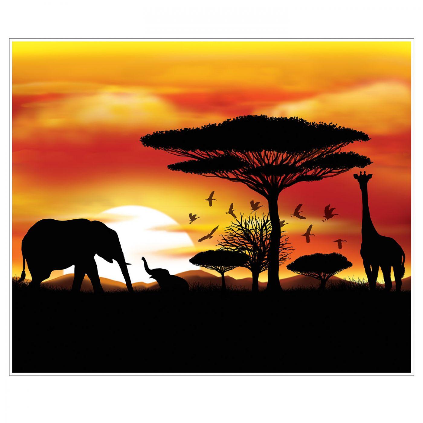 Image of Safari Insta-Mural (6)
