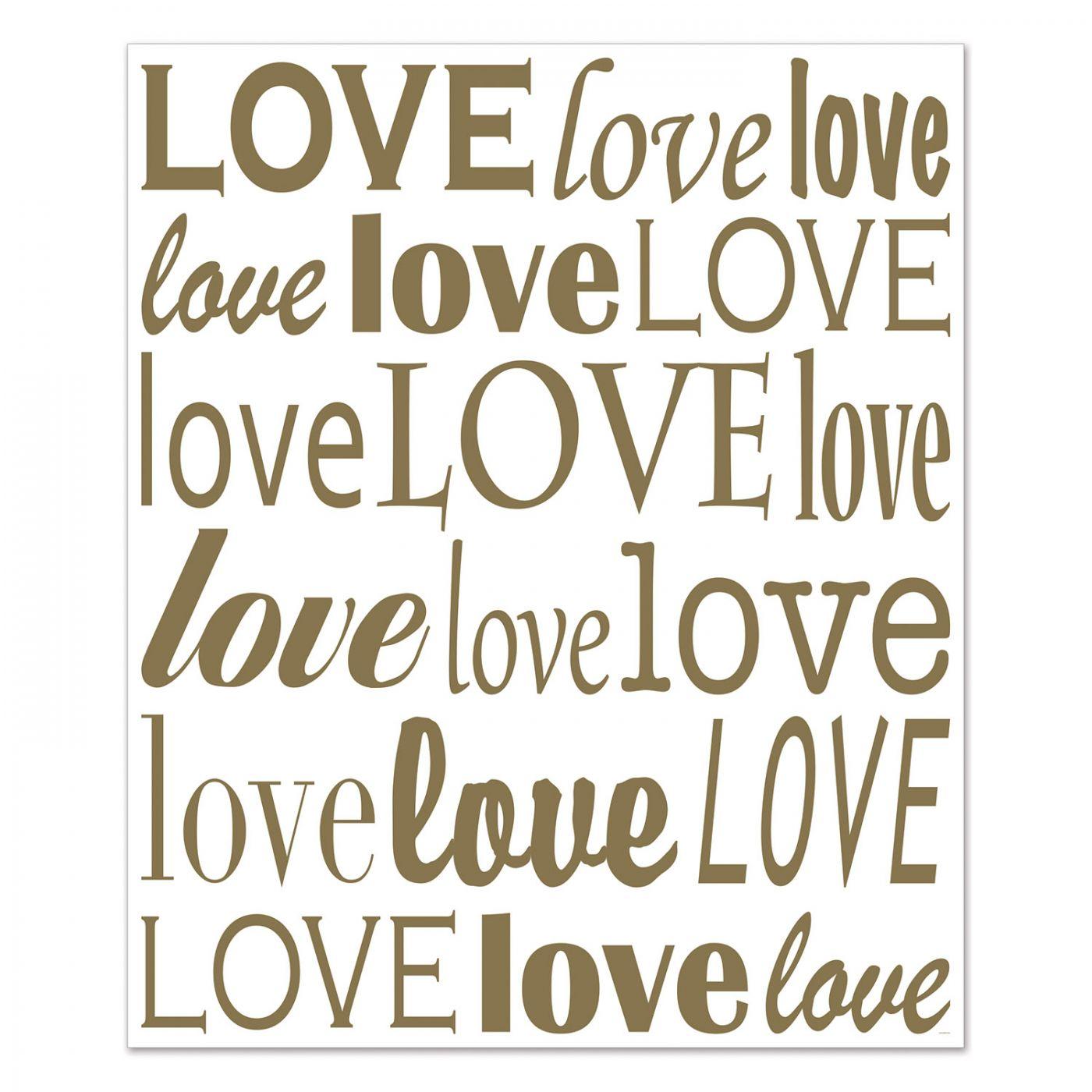 Love  Insta-Mural (6) image