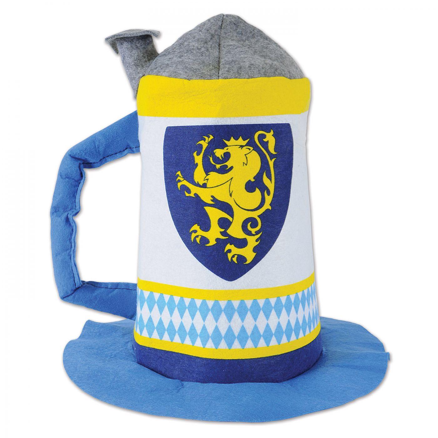 Felt Beer Stein Hat (6) image