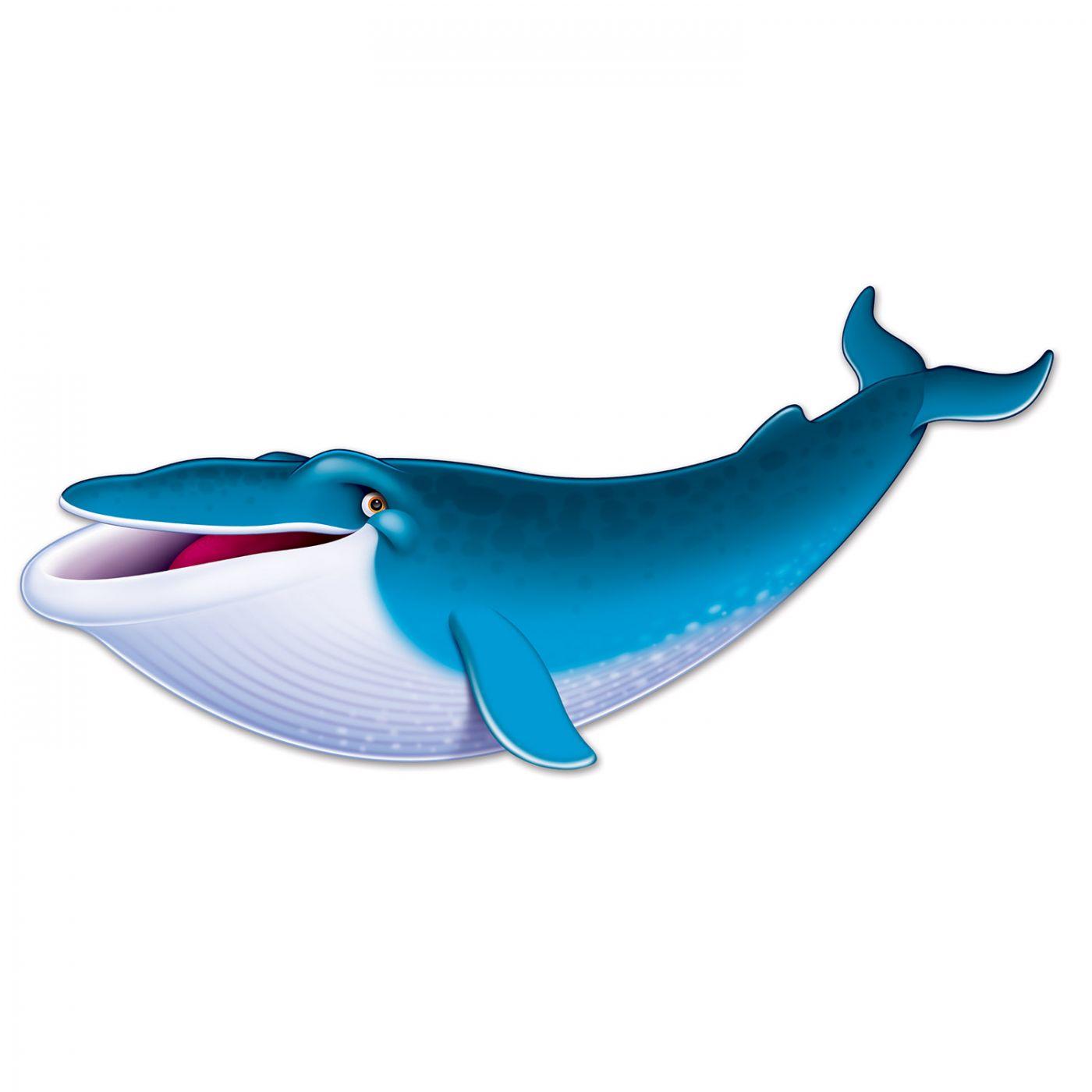 Blue Whale Cutout image