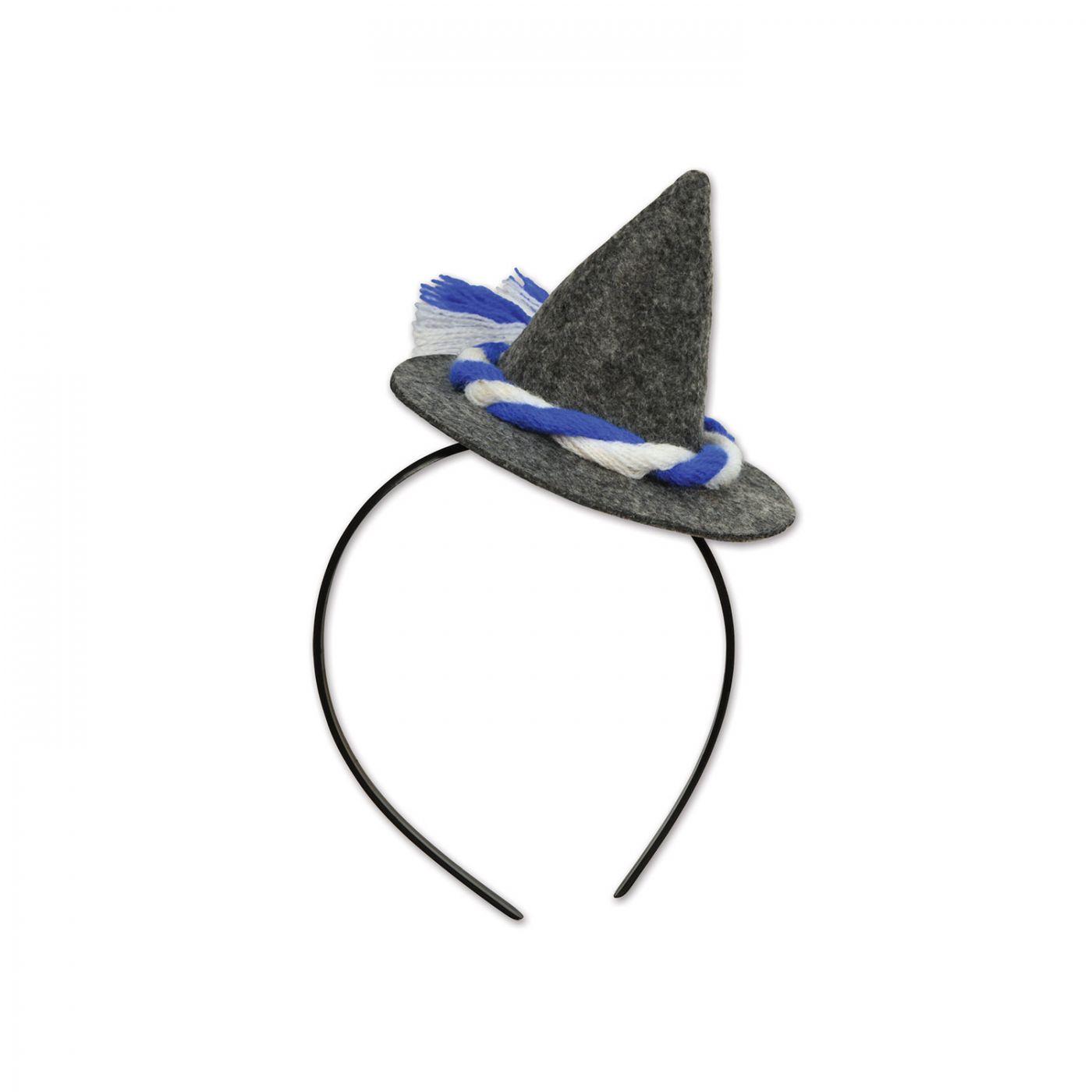 Oktoberfest Peasant Hat Headband image