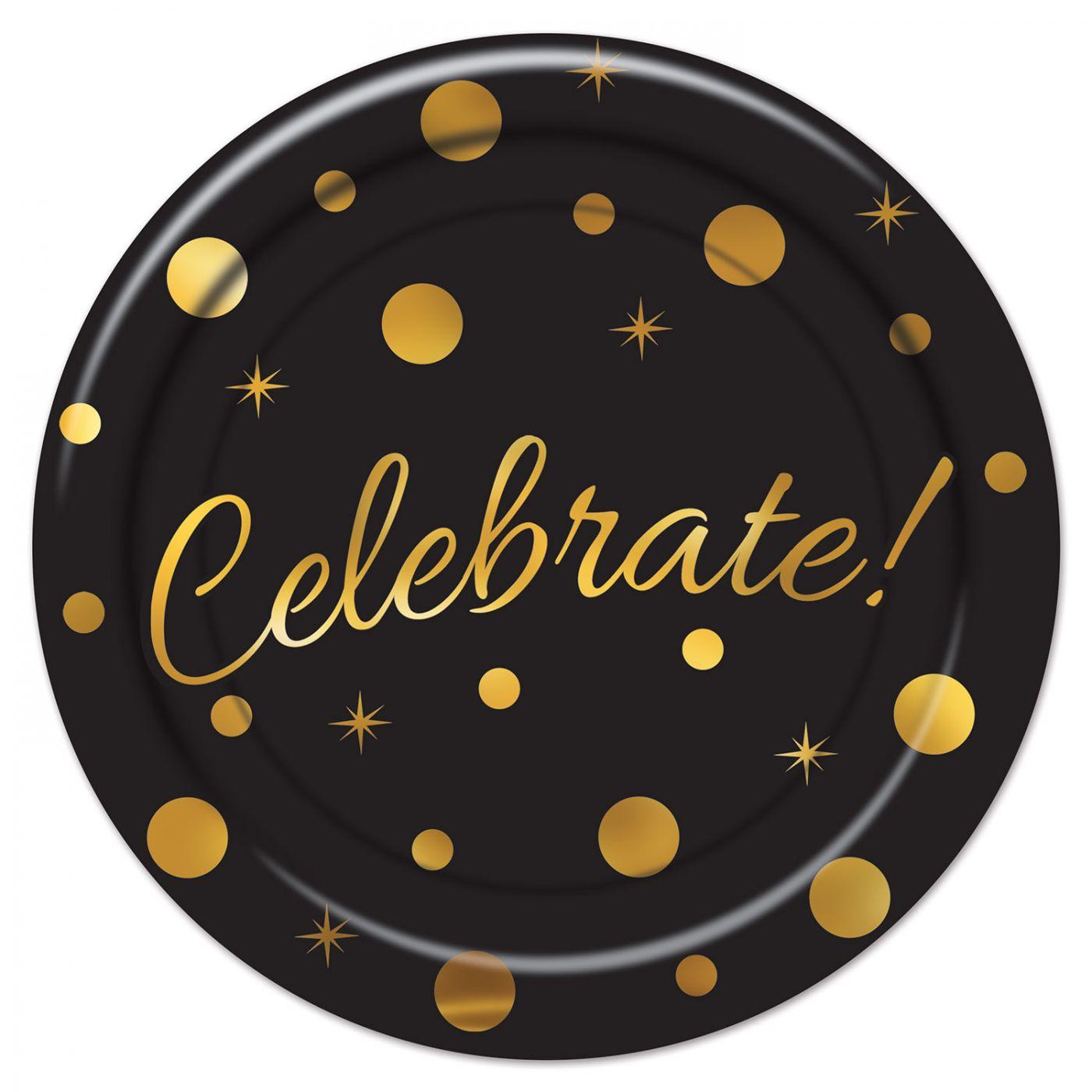 Celebrate! Plates image