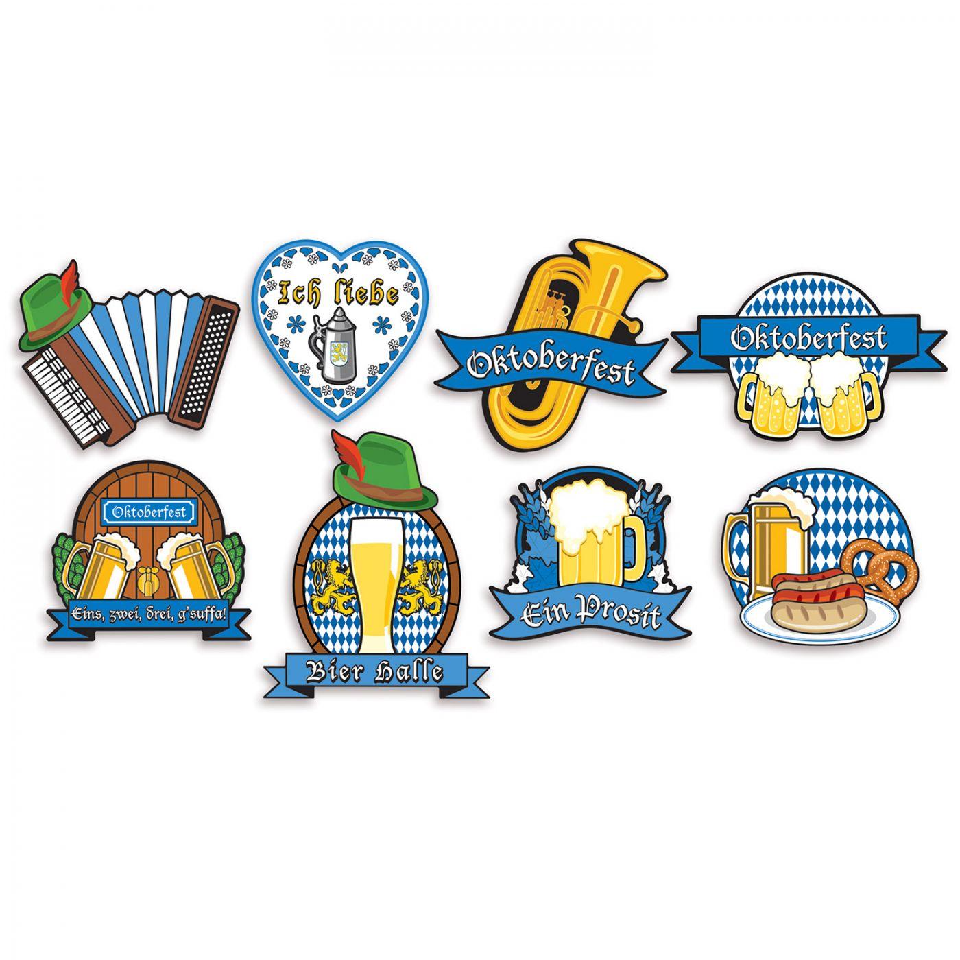 Oktoberfest Cutouts image
