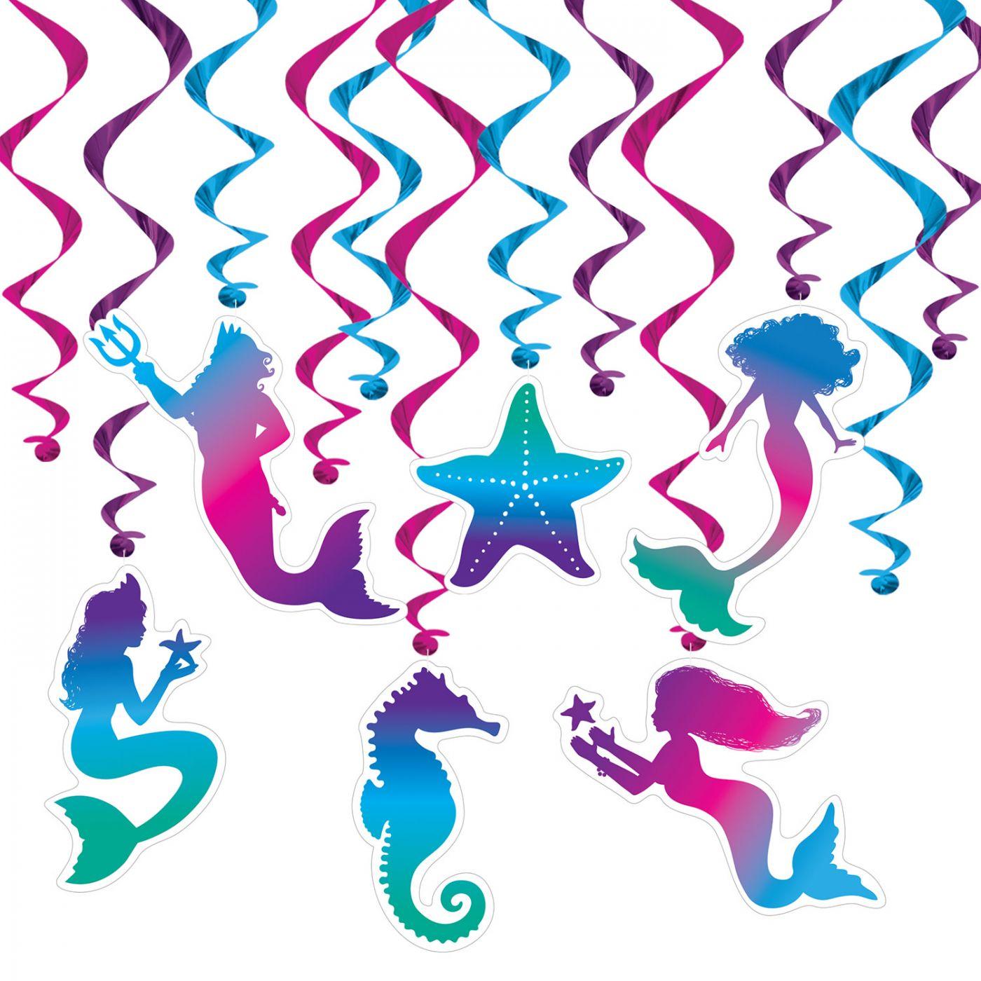 Mermaid Whirls (6) image