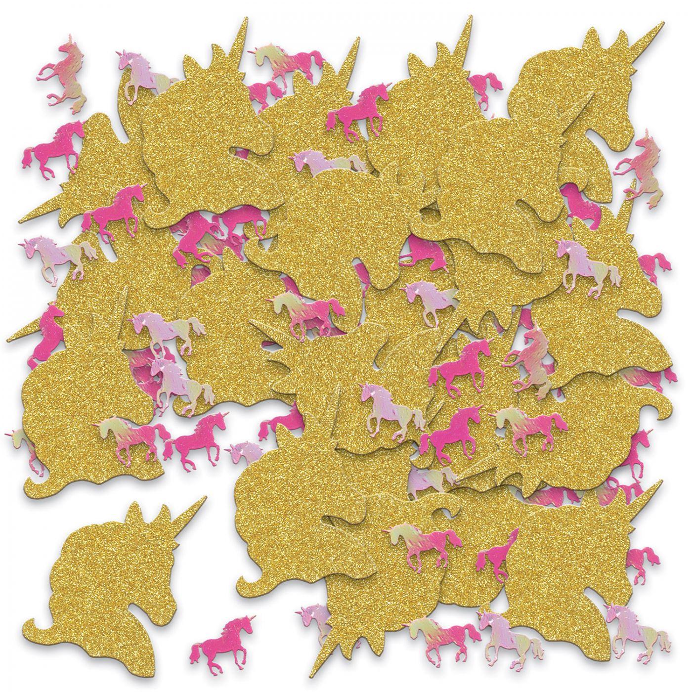 Unicorn Deluxe Sparkle Confetti image
