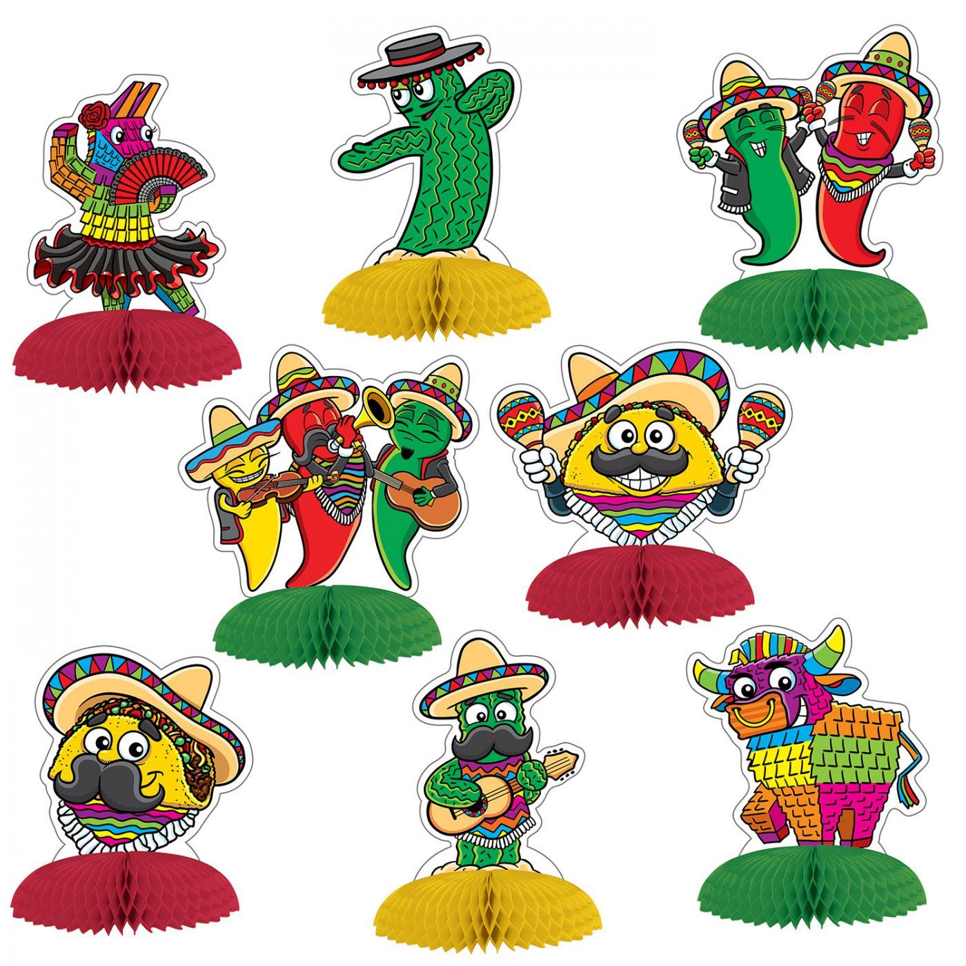 Fiesta Mini Centerpieces image