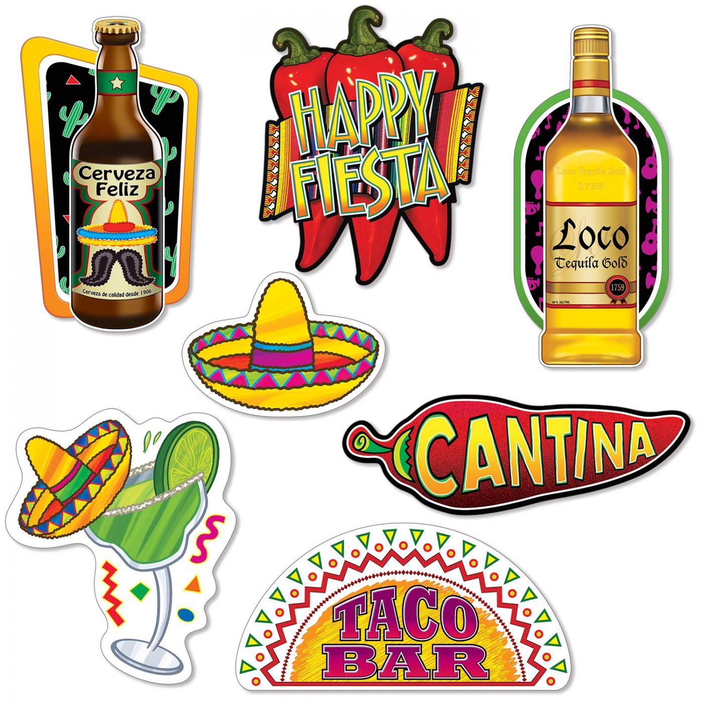 Fiesta Cutouts image