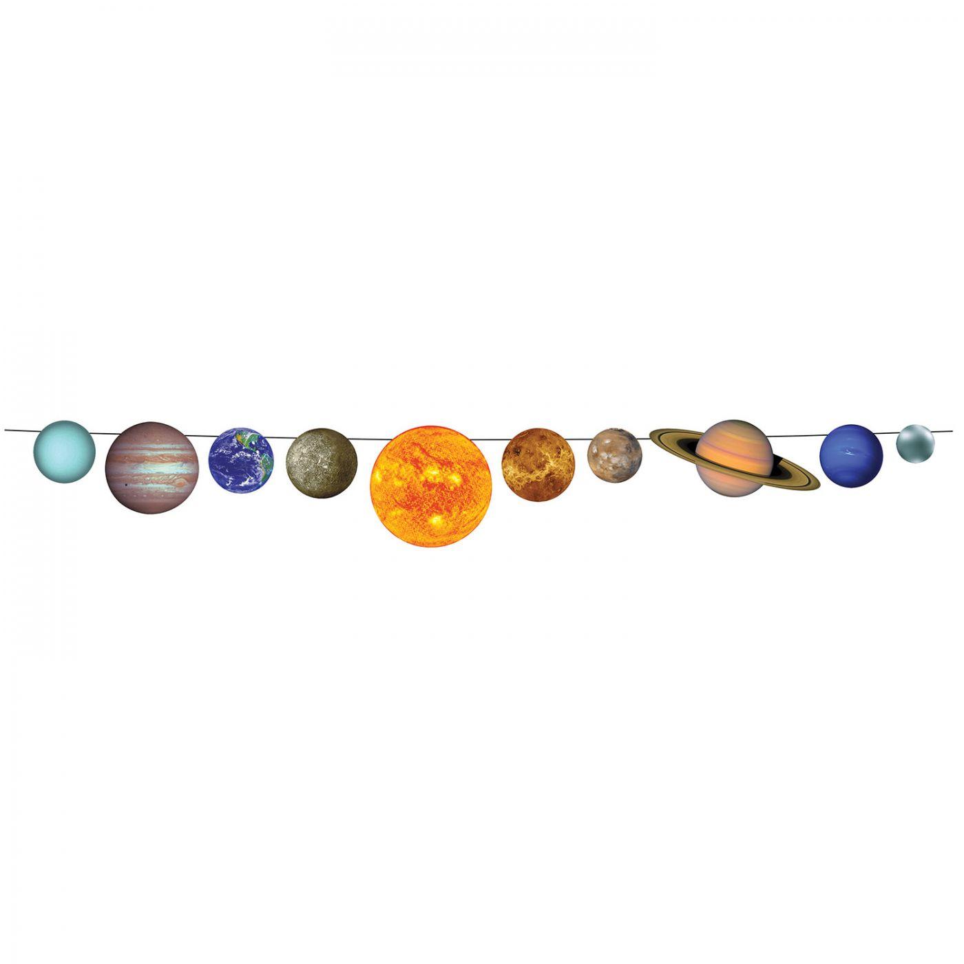 Solar System Streamer image