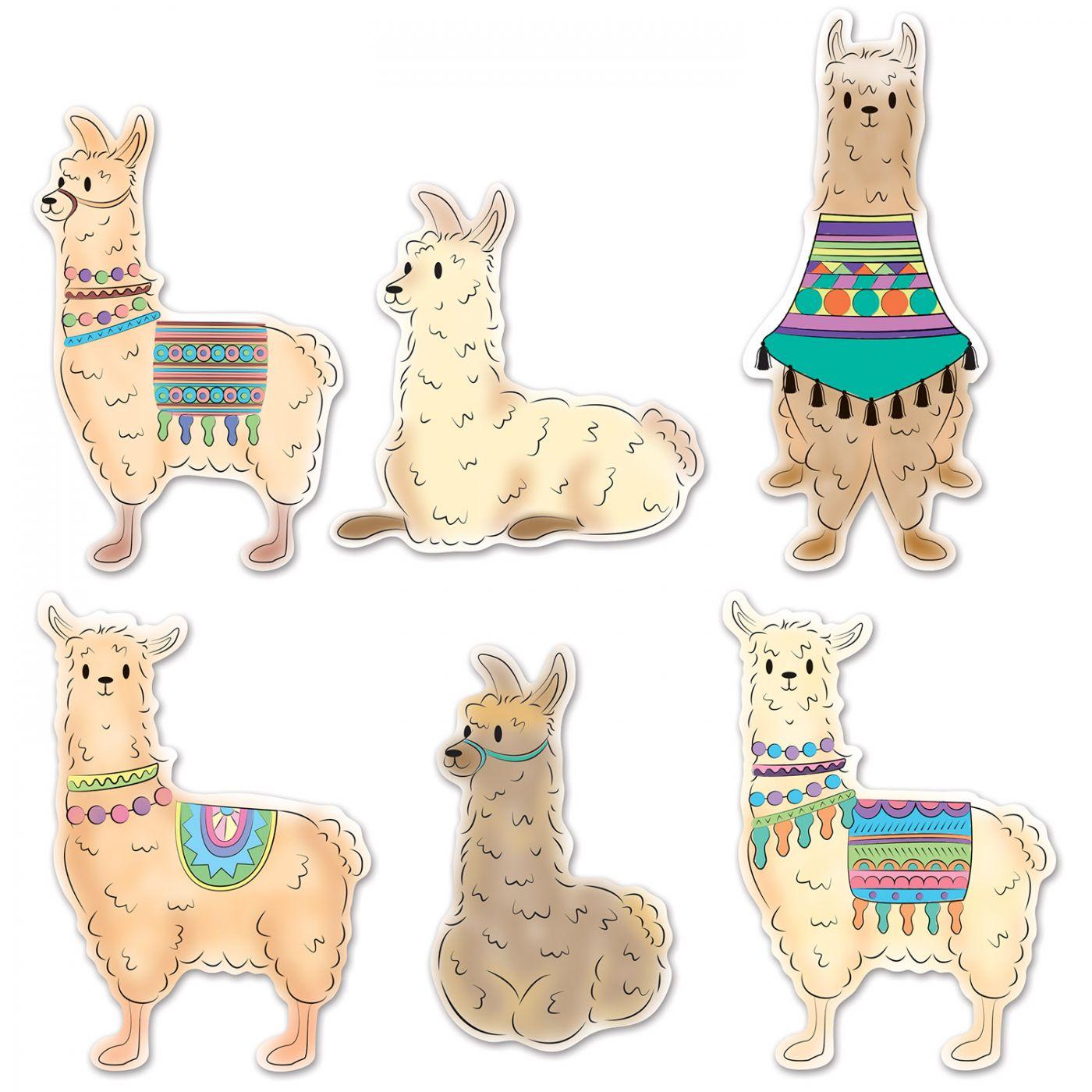 Llama Cutouts image