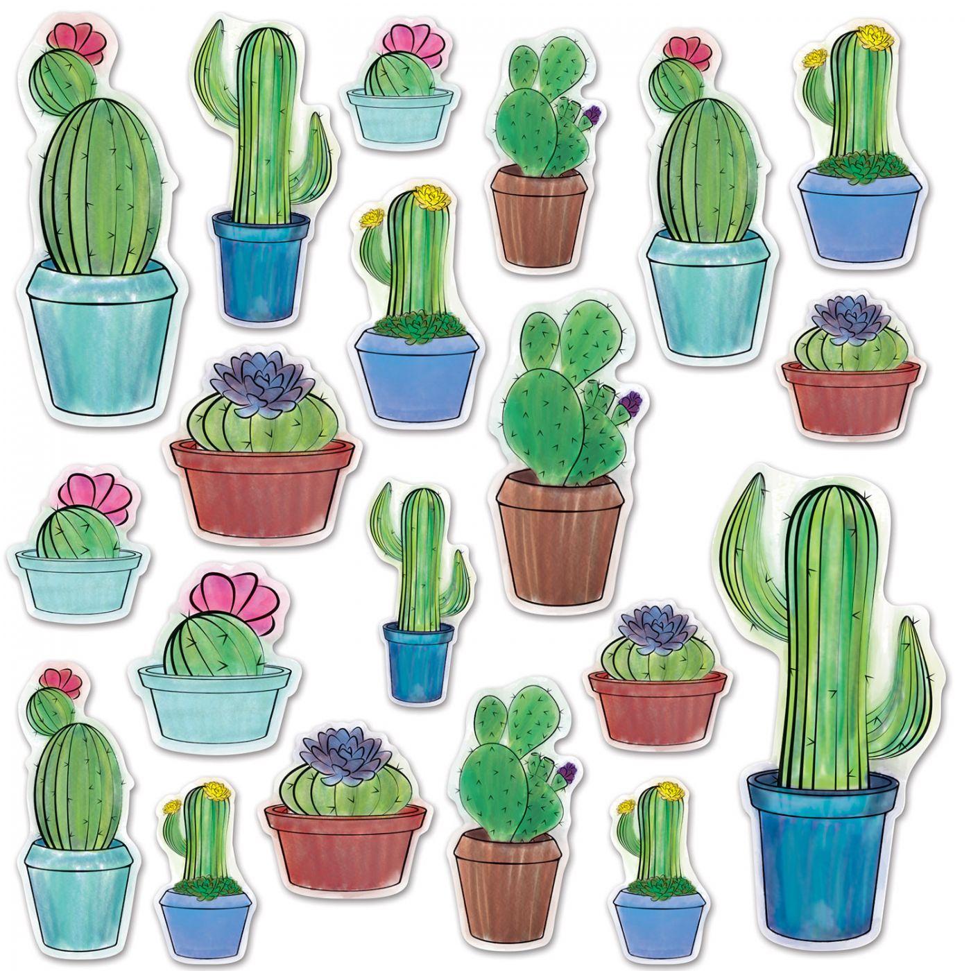 Cactus Cutouts image