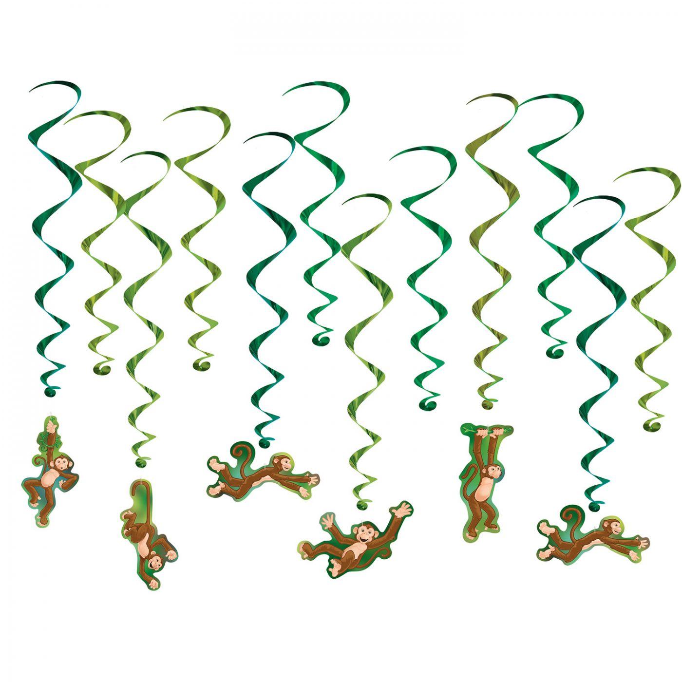 Monkey Whirls (6) image