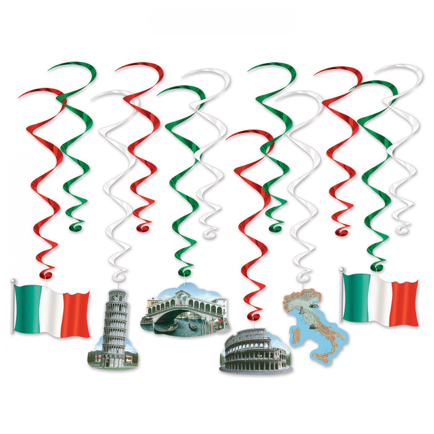 Italian Whirls (6) image