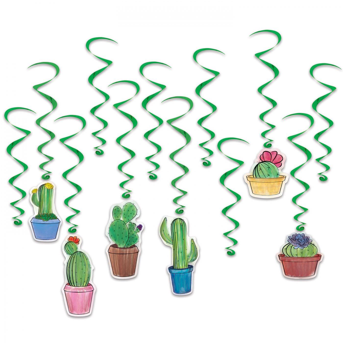 Cactus Whirls (6) image