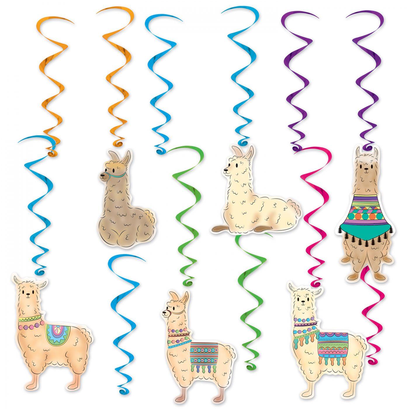 Llama Whirls (6) image