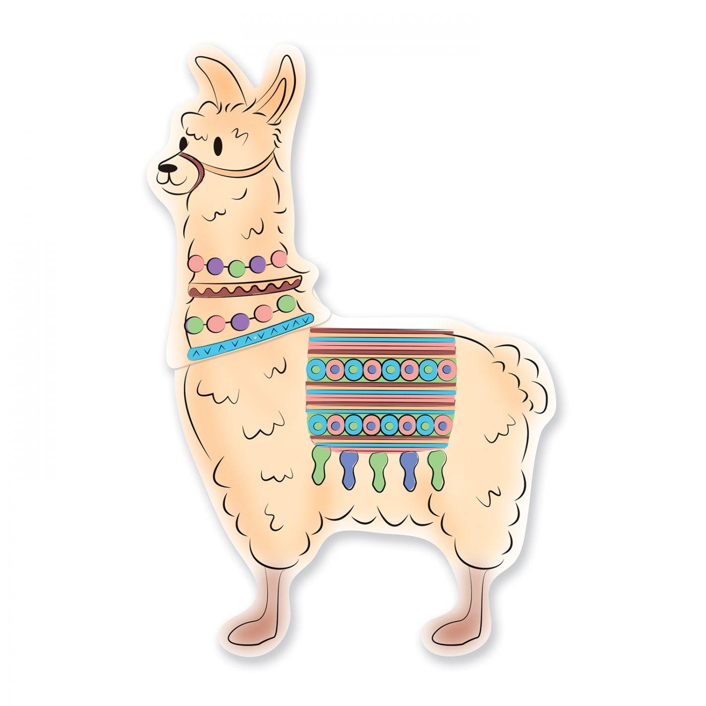 Jointed Llama image