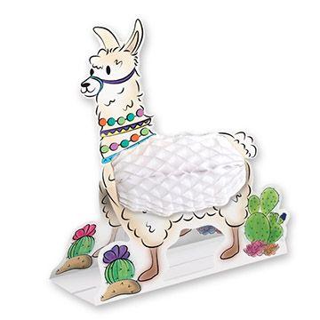 Llama Centerpiece image