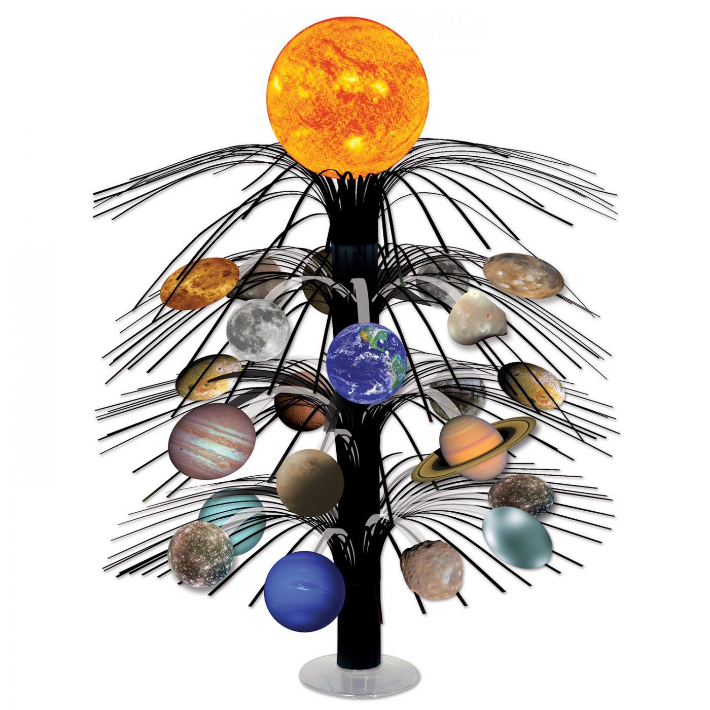Solar System Cascade Centerpiece (6) image