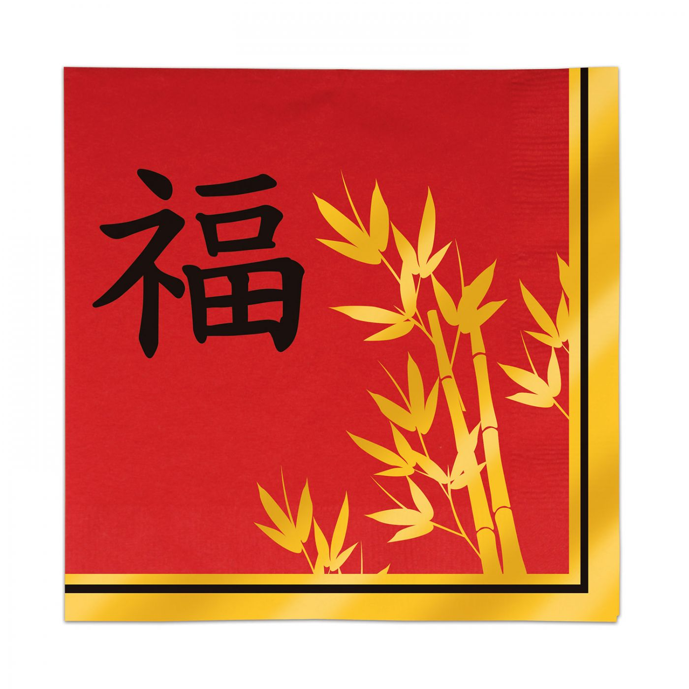 Image of Asian Luncheon Napkins