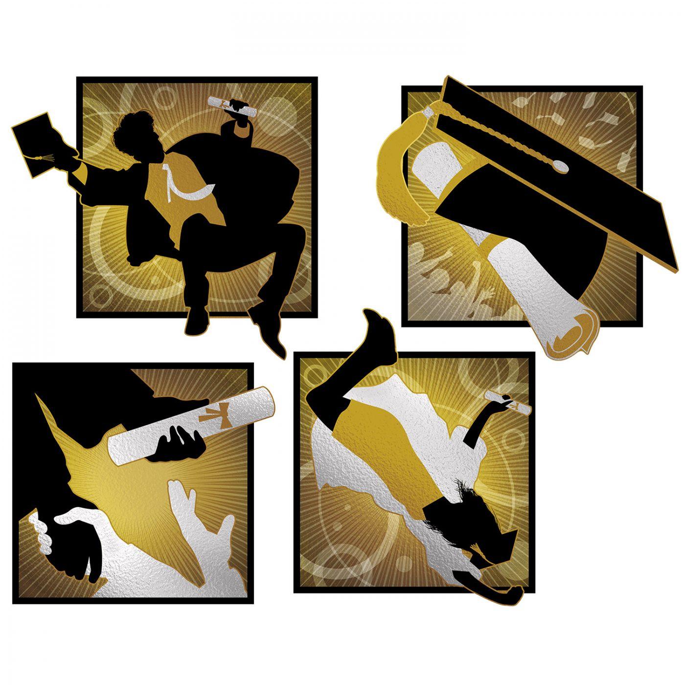 Foil Graduation Cutouts image