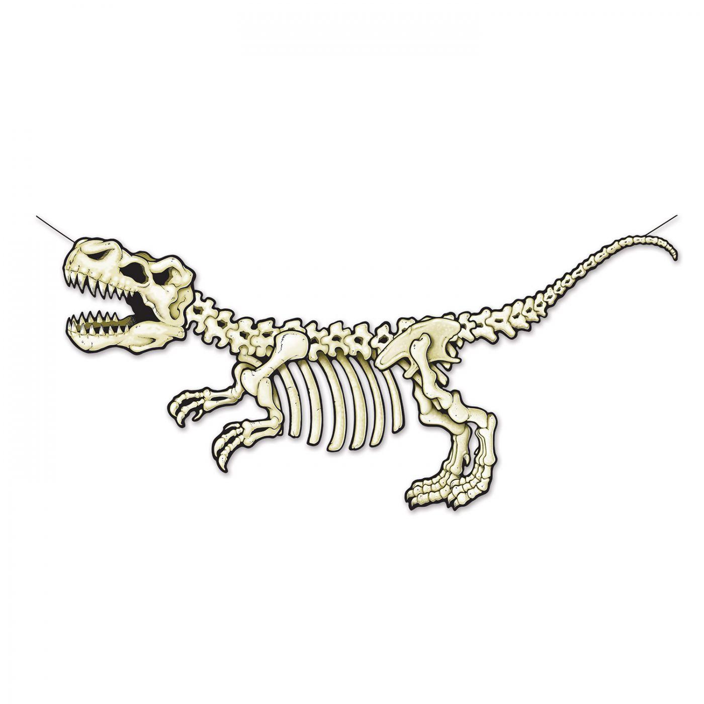 T-Rex Skeleton Streamer image