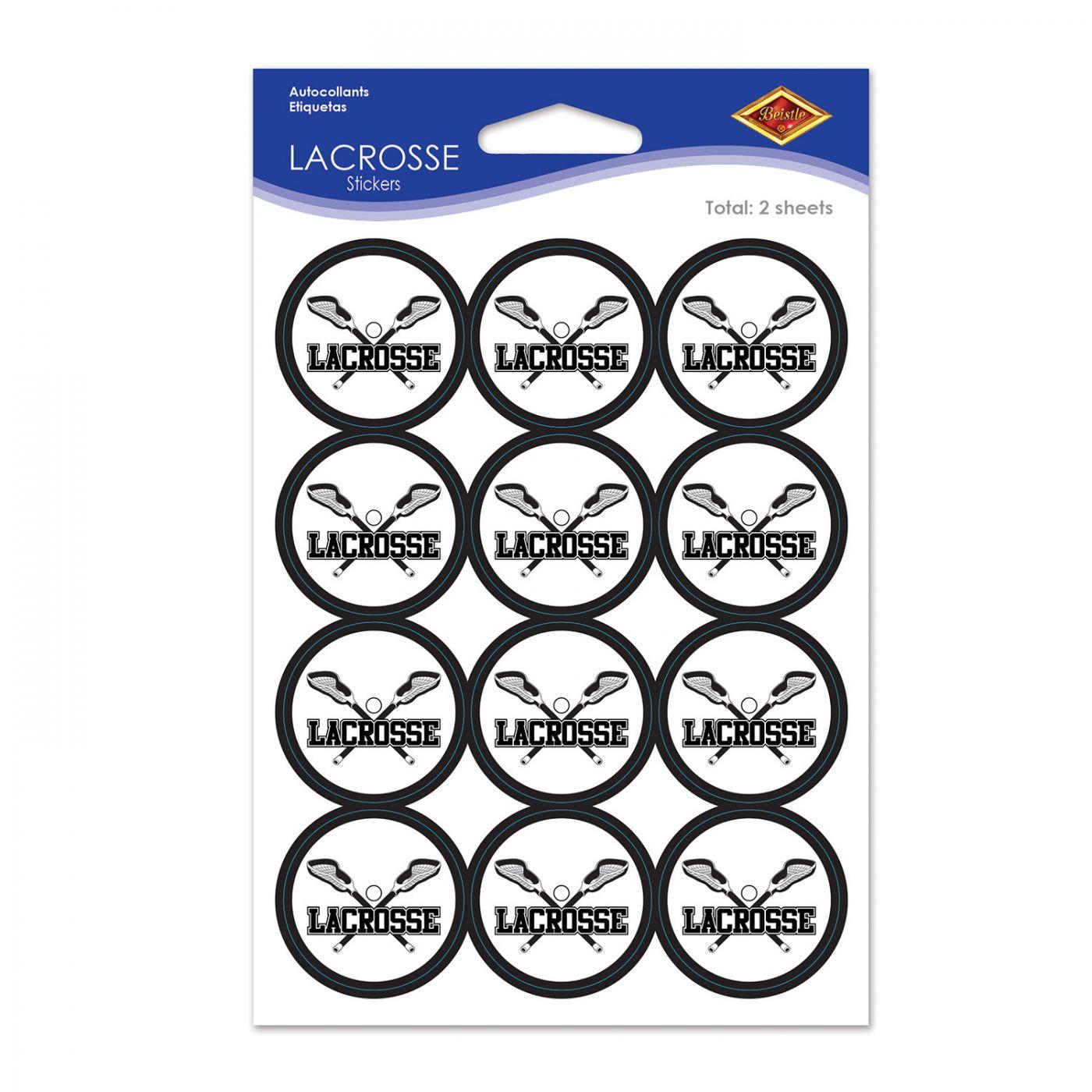 Lacrosse Stickers image