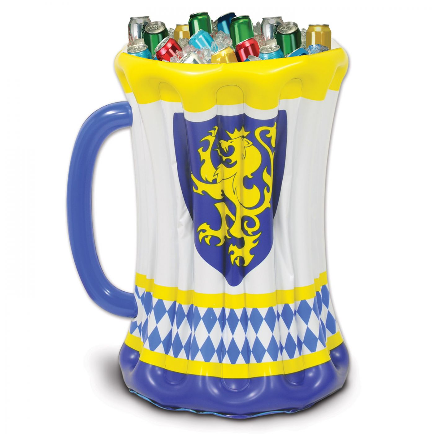 Inflatable Beer Stein Cooler (6) image