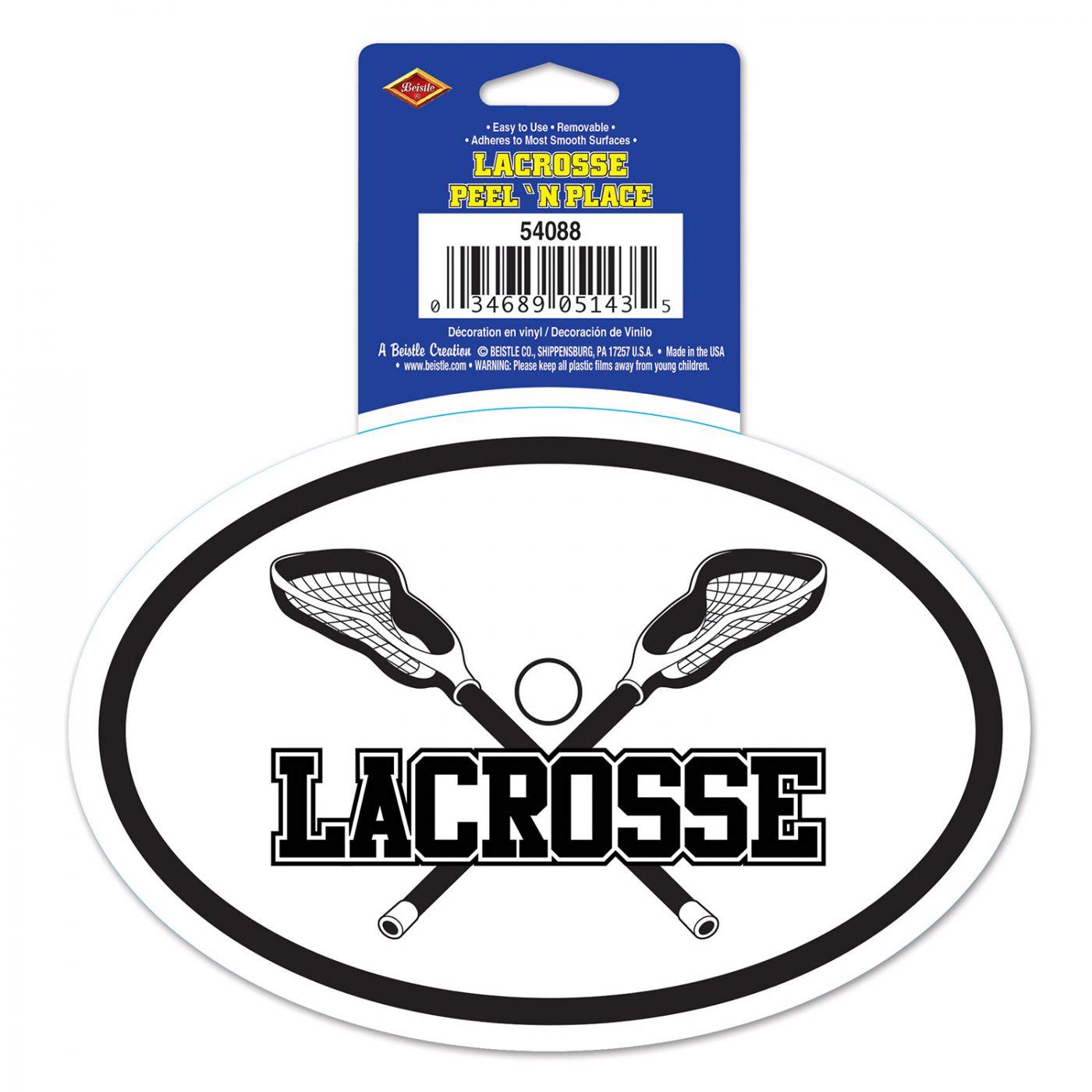 Lacrosse Peel 'N Place image