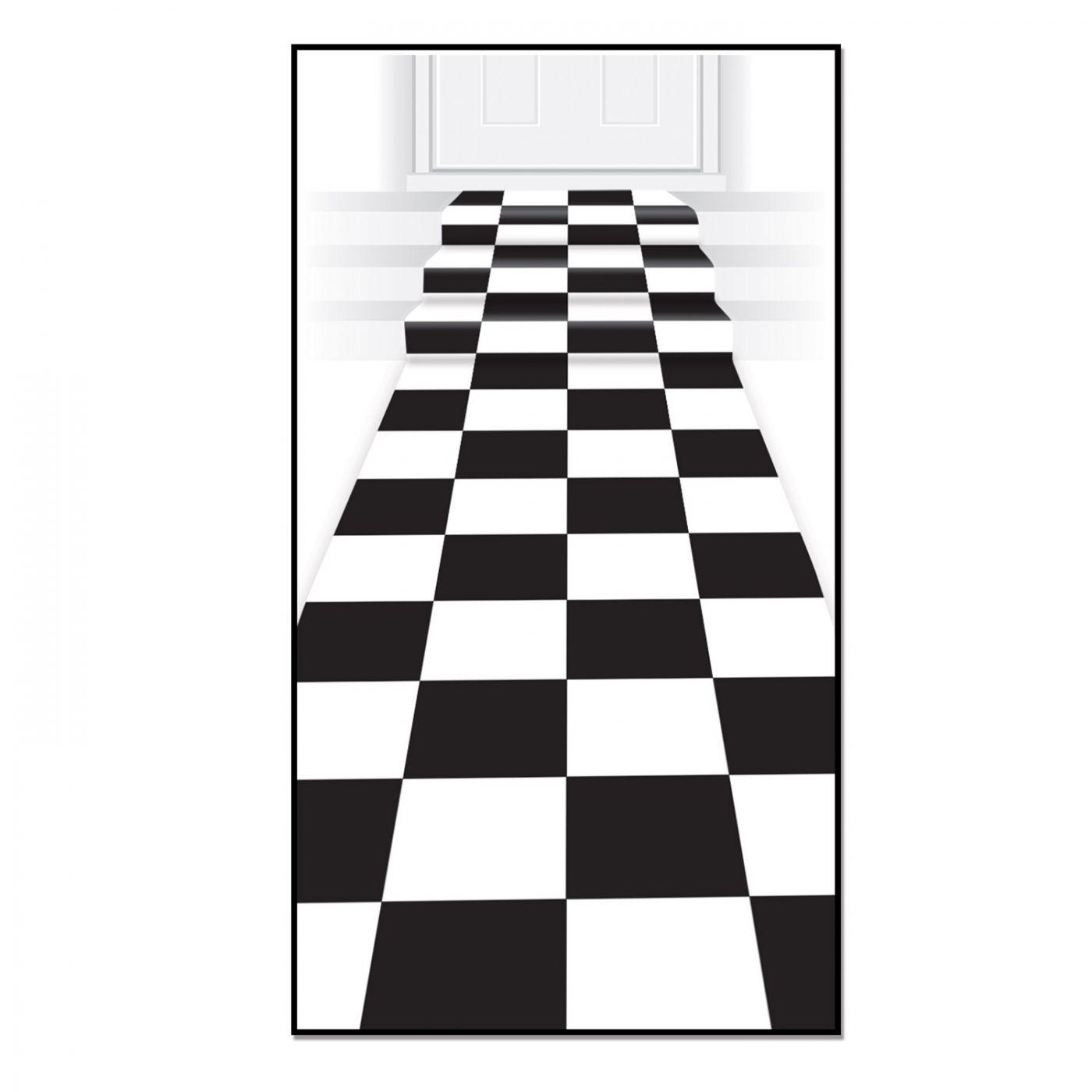 Checkered Runner (6) image