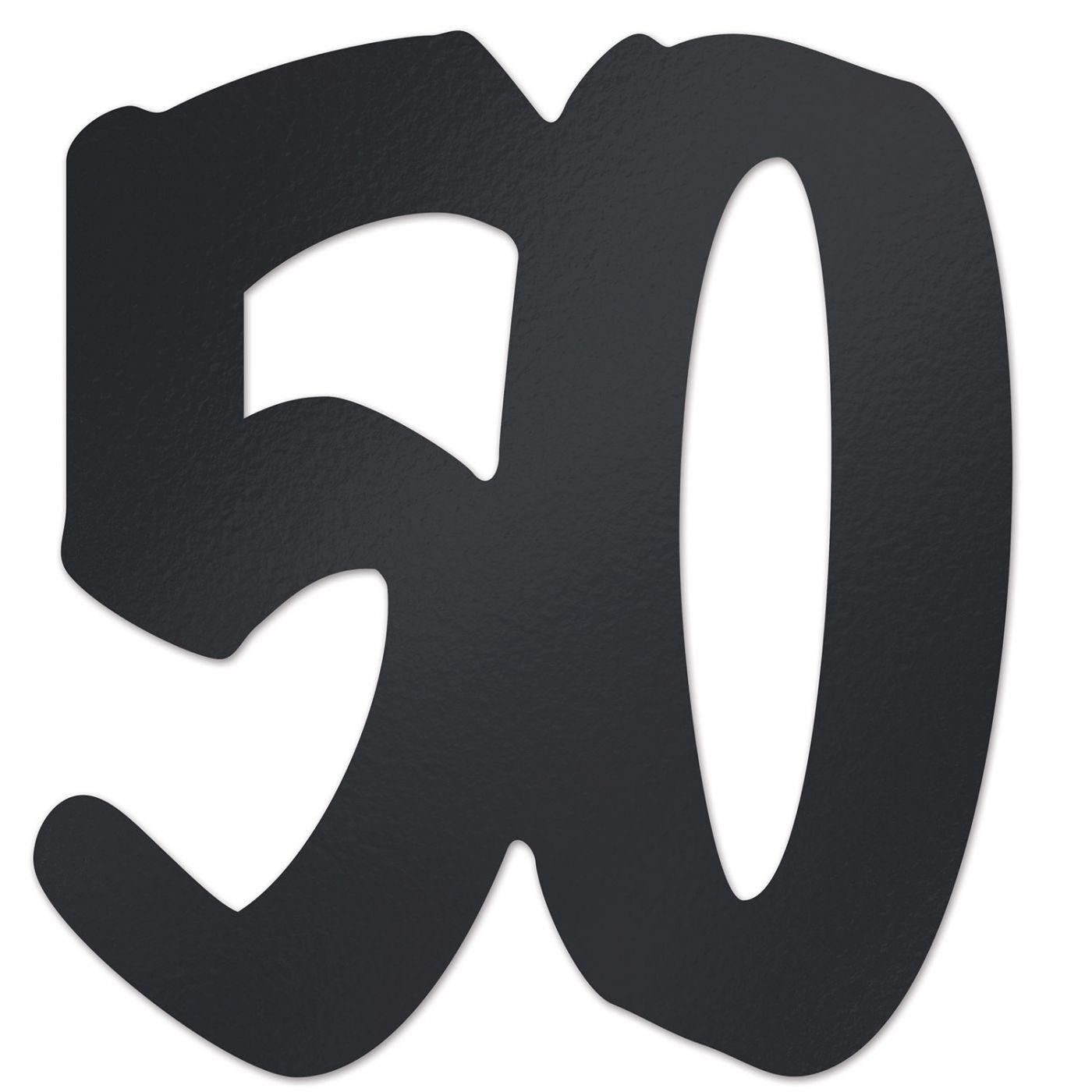 50  Foil Silhouette (24) image