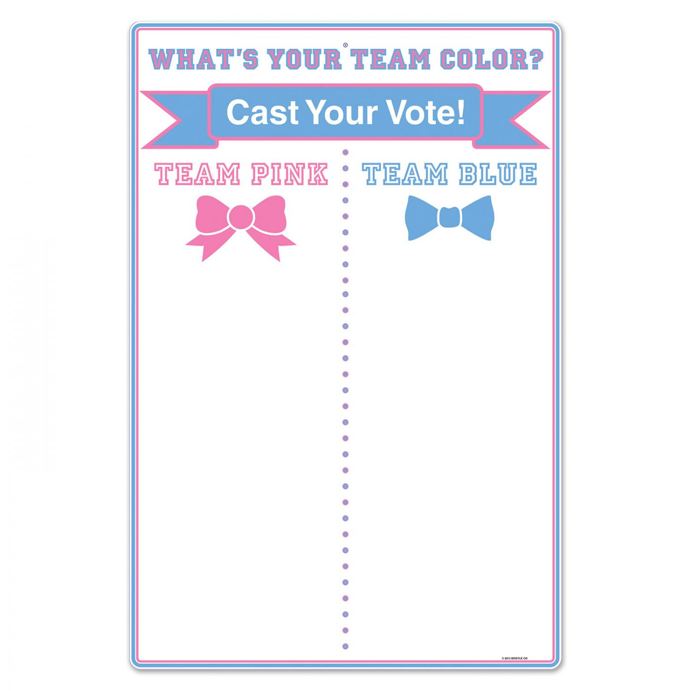 Team Voting Tally Board image