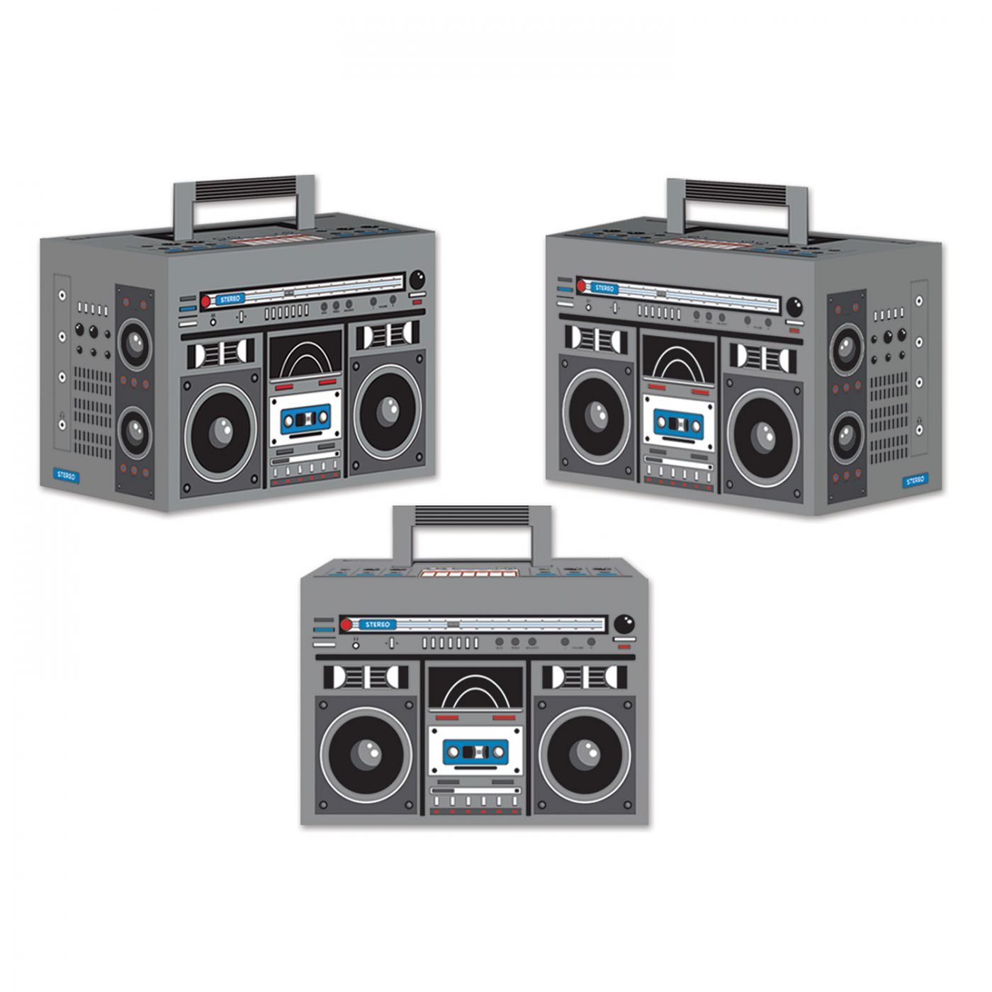 Image of Boom Box Favor Boxes