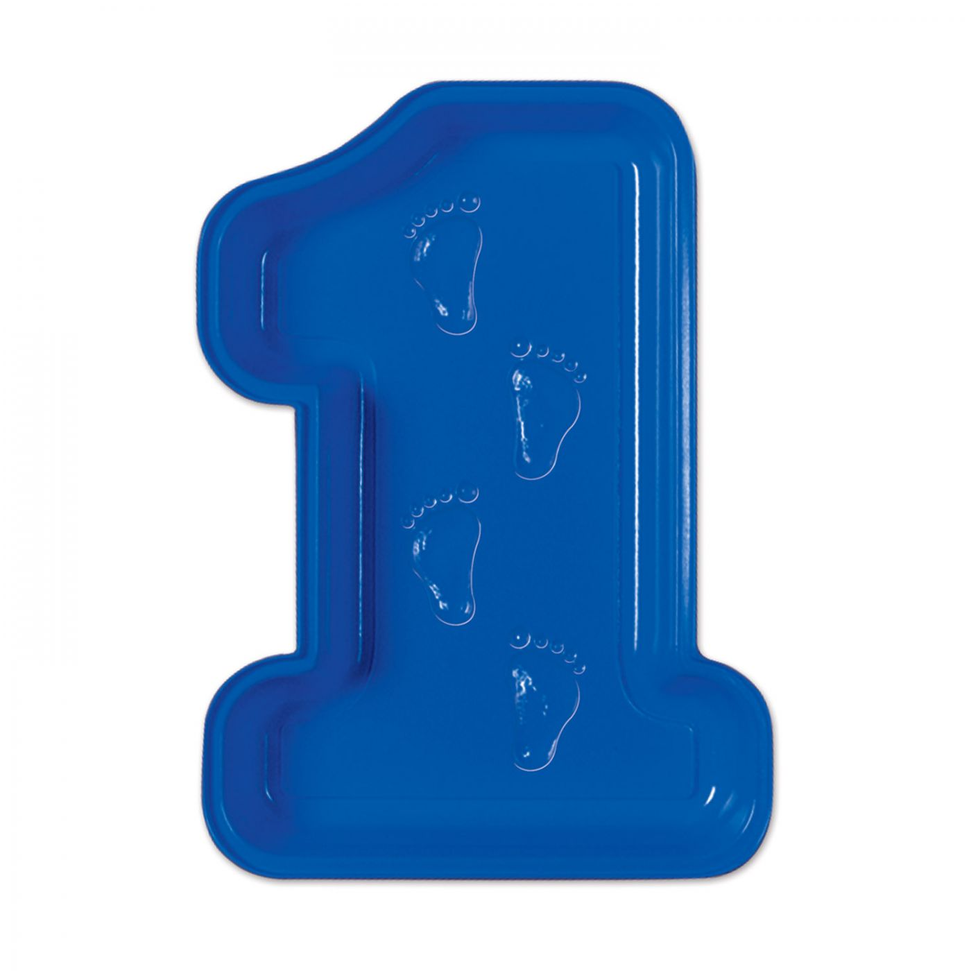 Image of Plastic Baby's 1st Birthday Tray (24)
