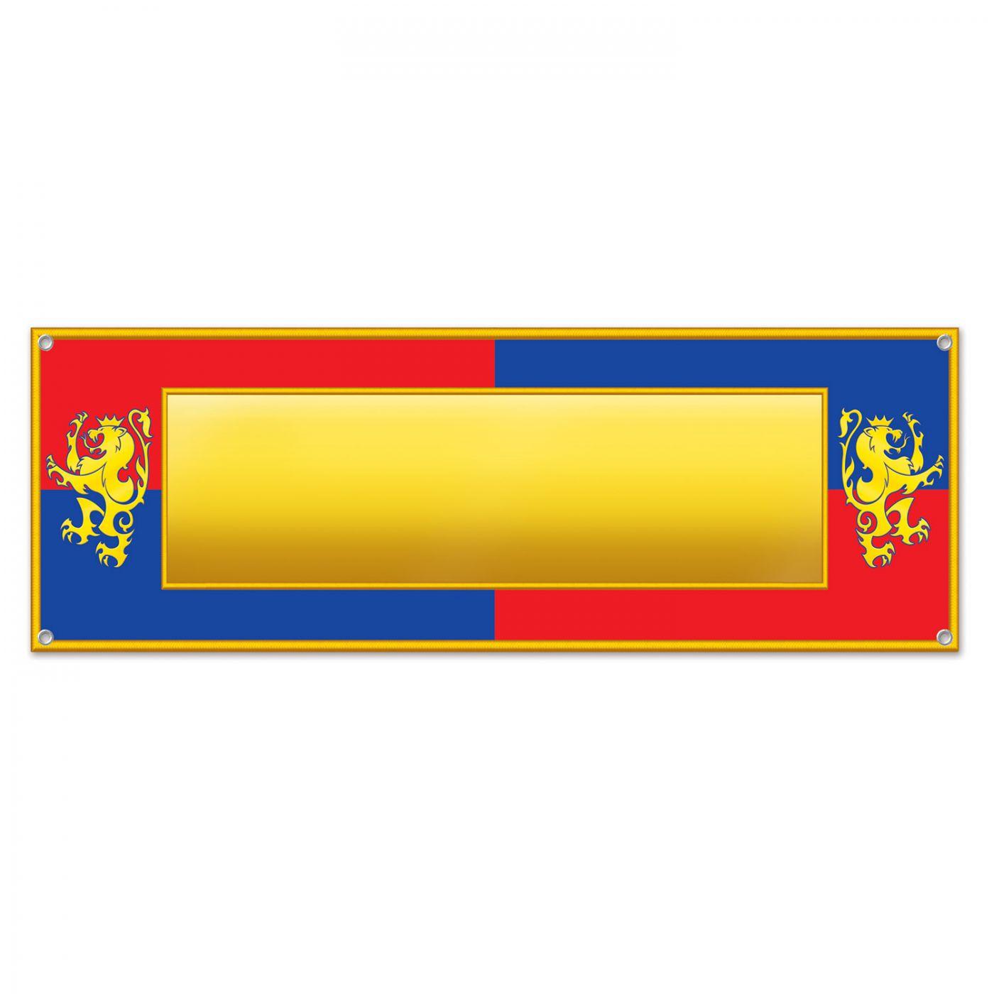 Medieval Sign Banner image