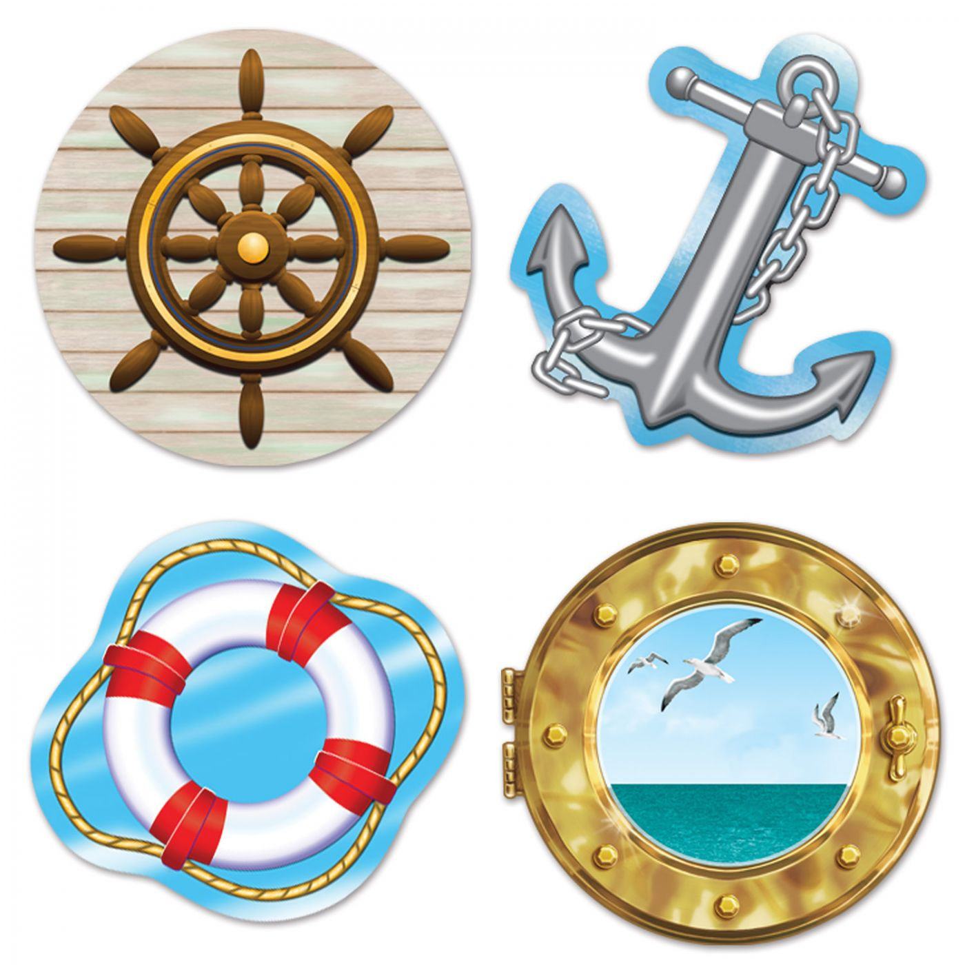 Nautical Cutouts image
